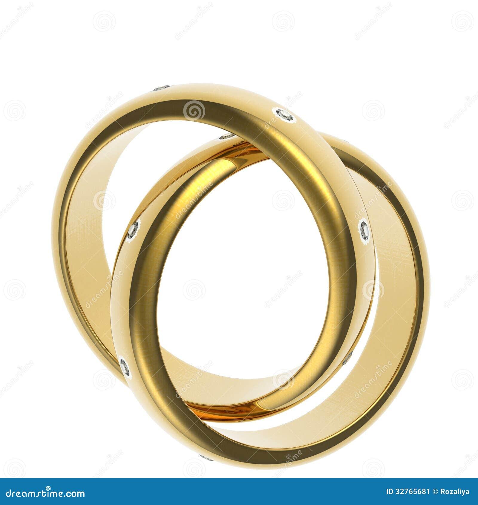 Gold Wedding Rings Gold Wedding Ring Symbolism
