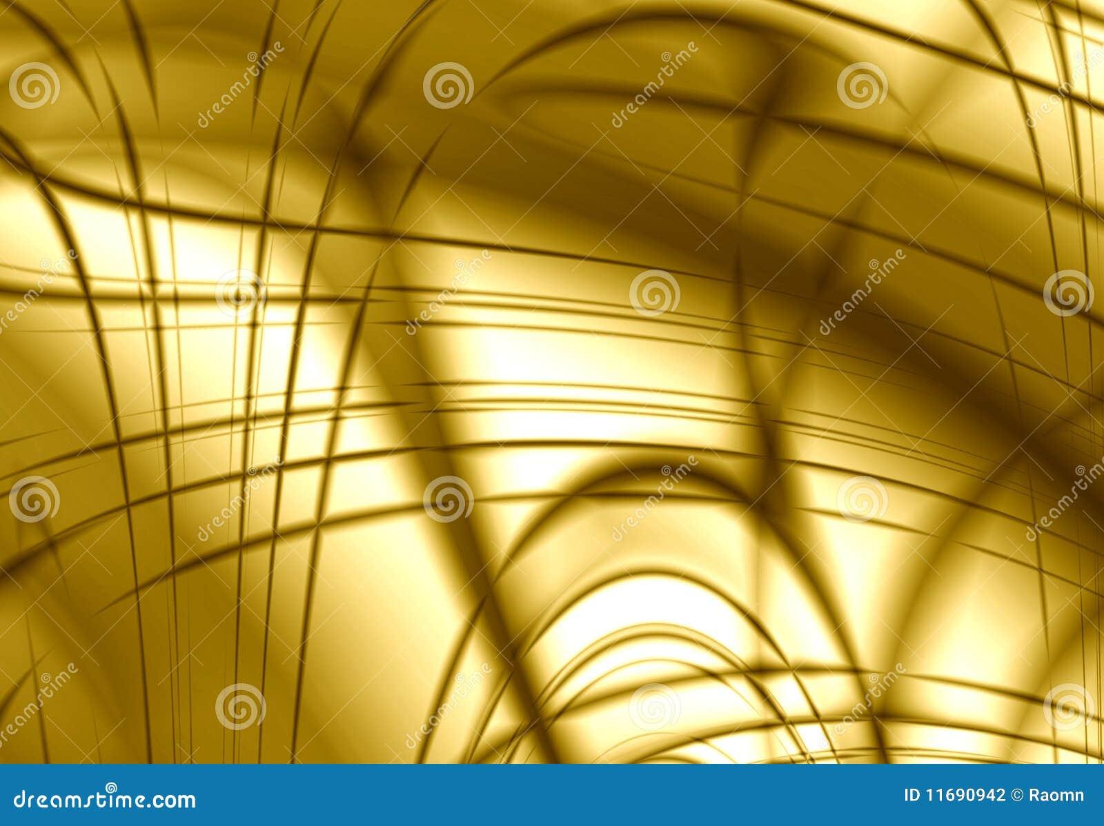 Gold Yellow Card Wallpaper