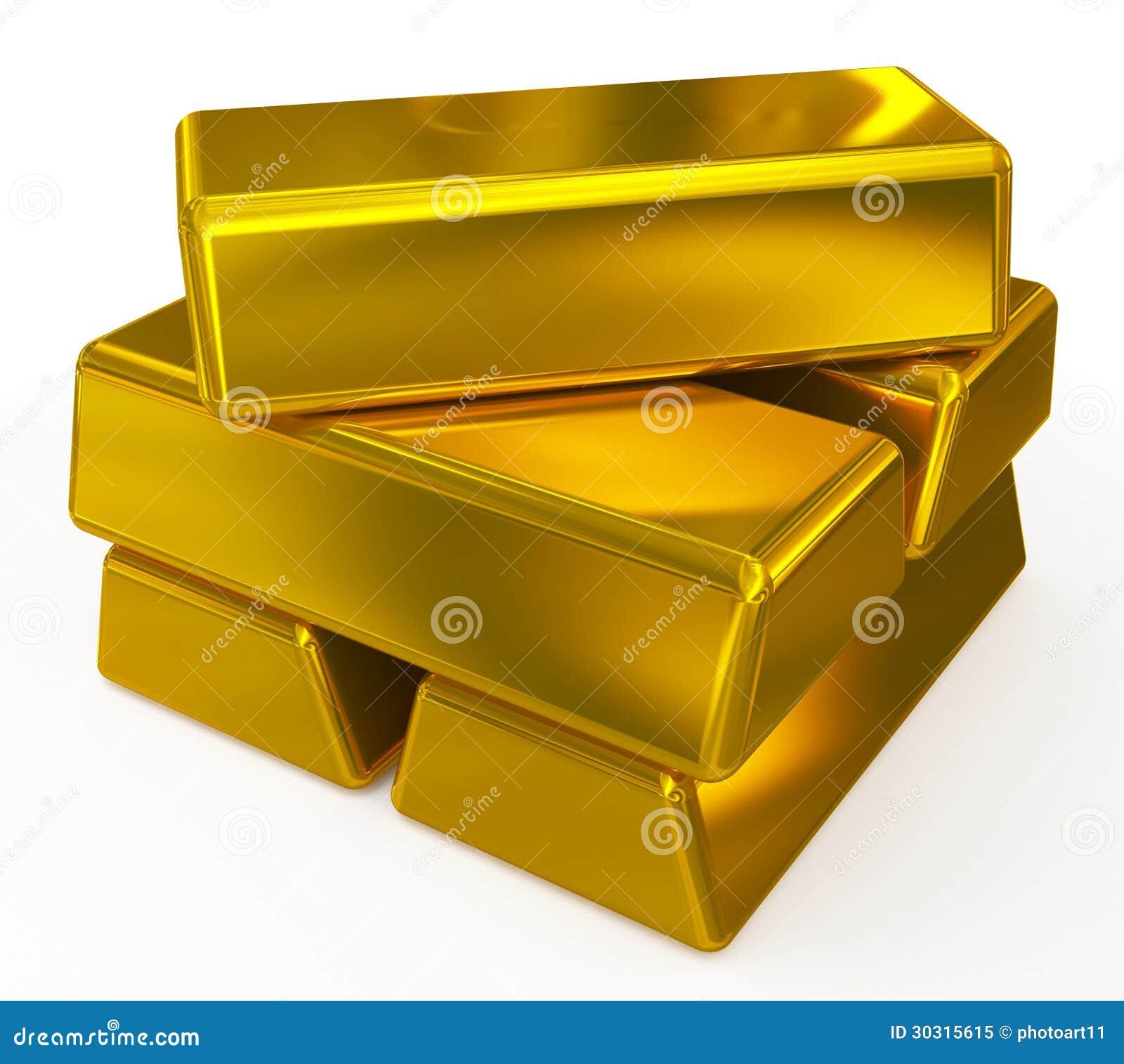 goldbarren lizenzfreies stockfoto bild 30315615. Black Bedroom Furniture Sets. Home Design Ideas