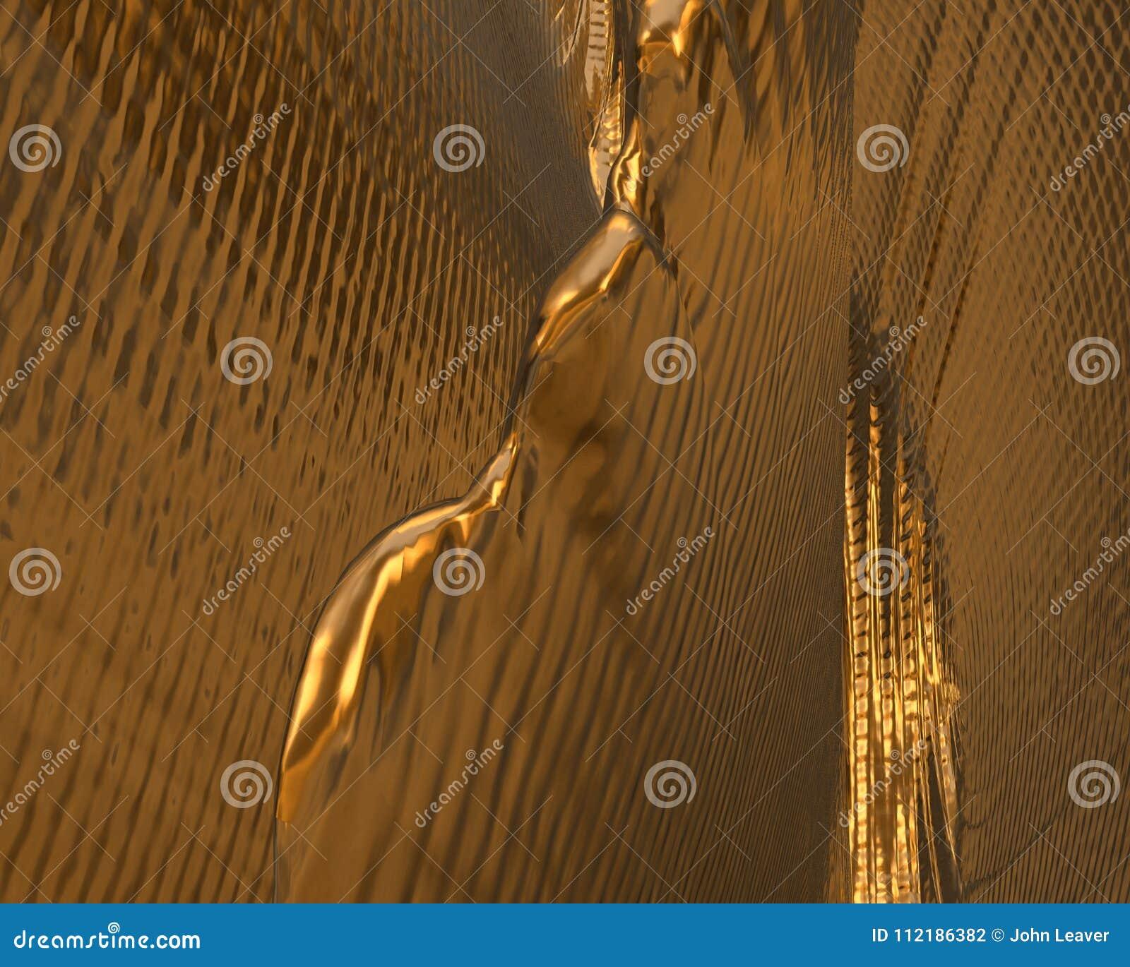 Goldbeschaffenheit/-hintergrund