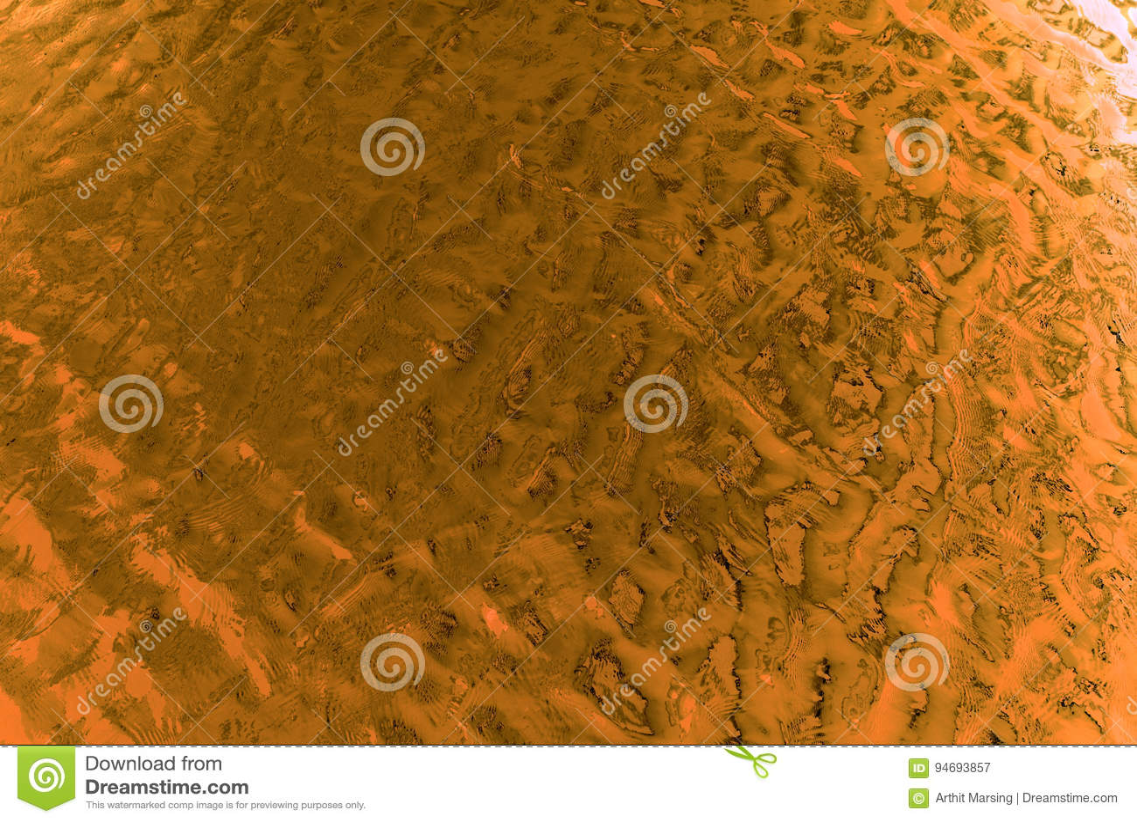Golden abstract texture grain background.