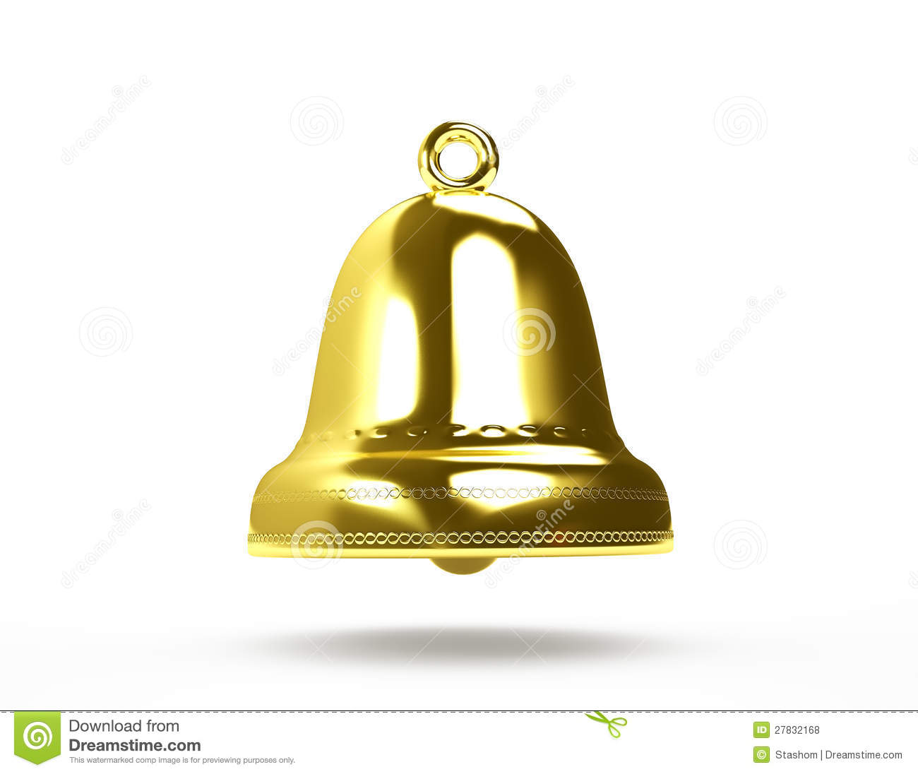 golden bell royalty free stock photos image 27832168 rope clip art free rope clipart image