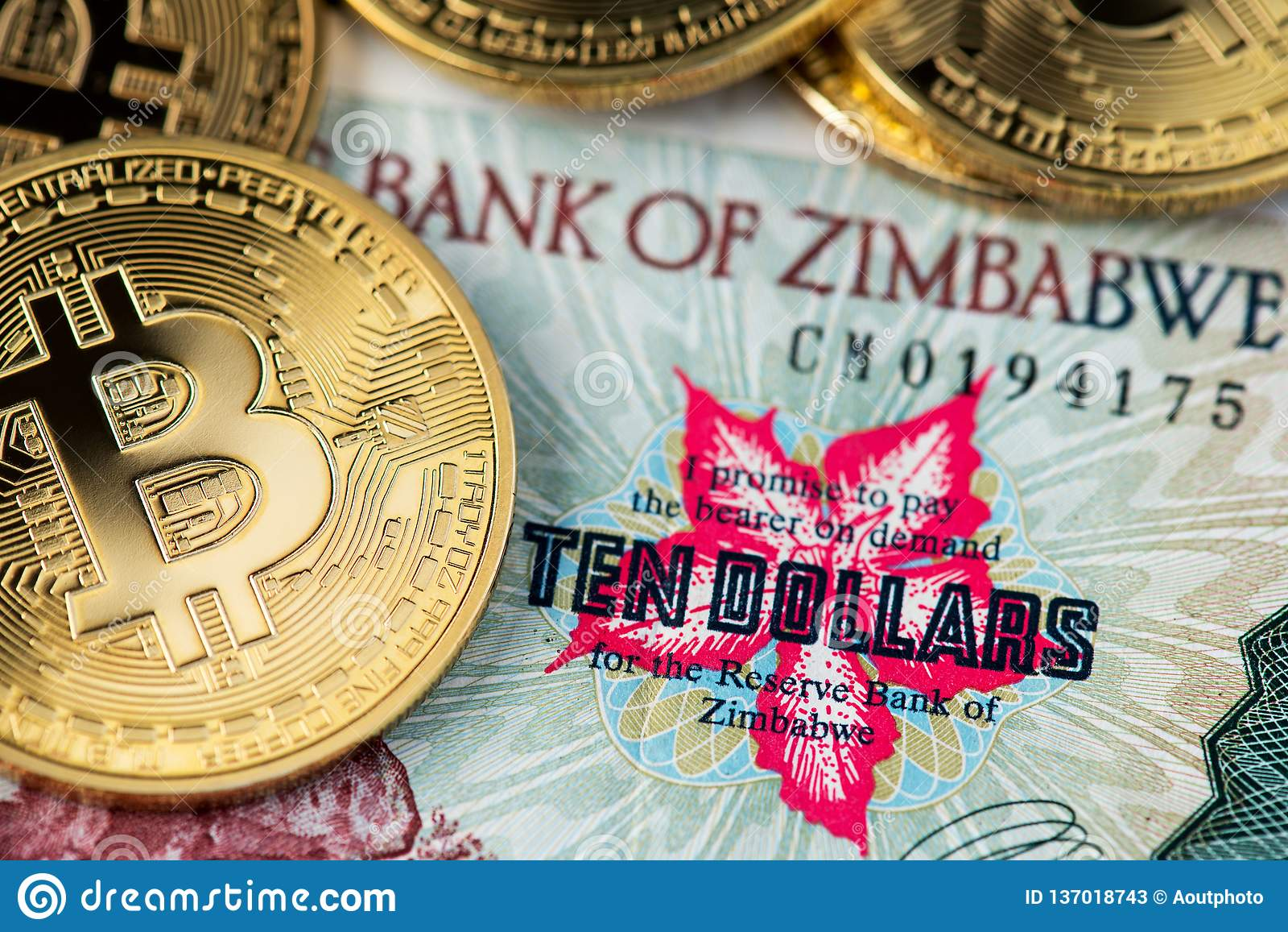 cryptocurrency in zimbabwe