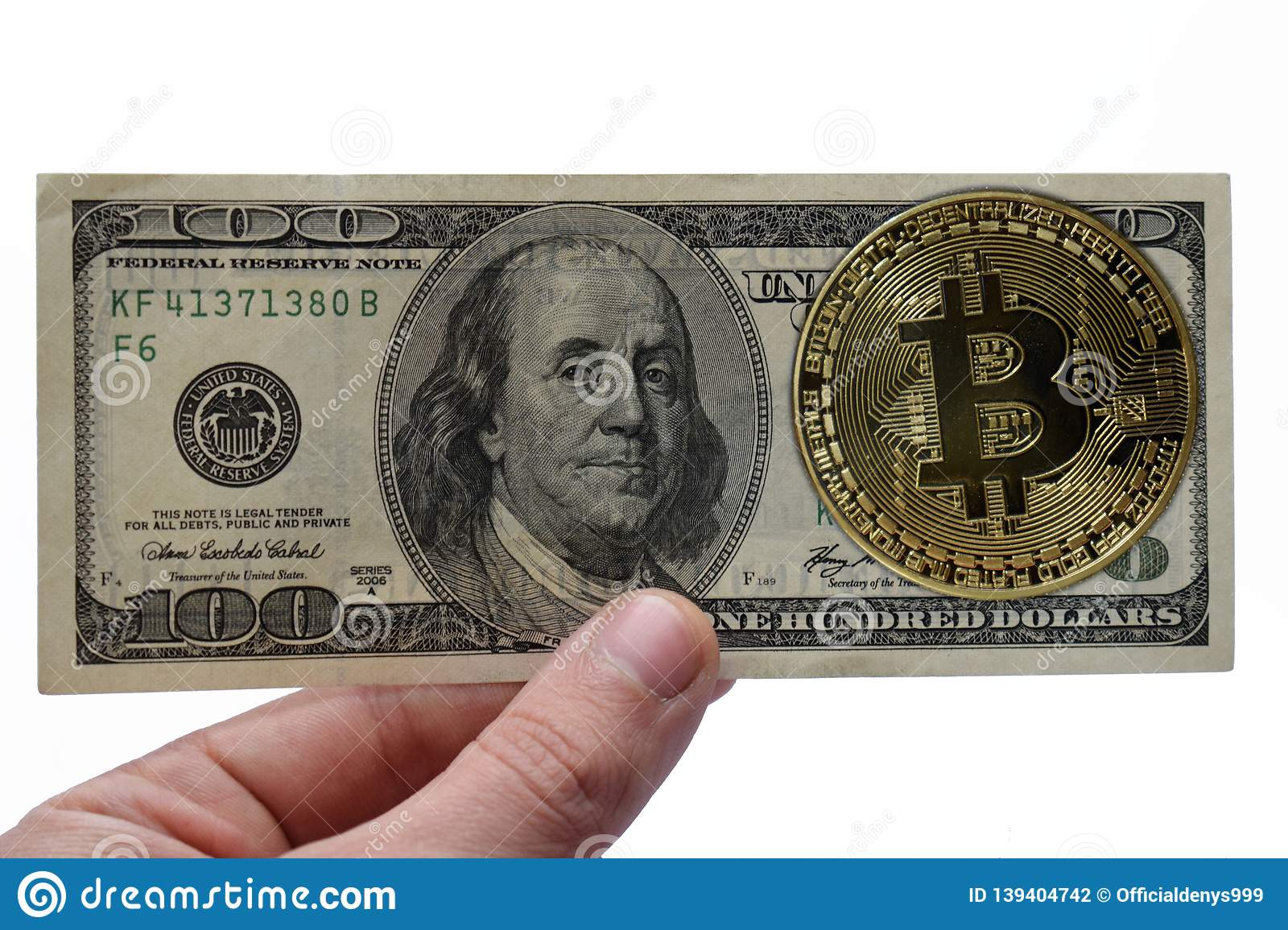 how do you exchange bitcoin for us dollars