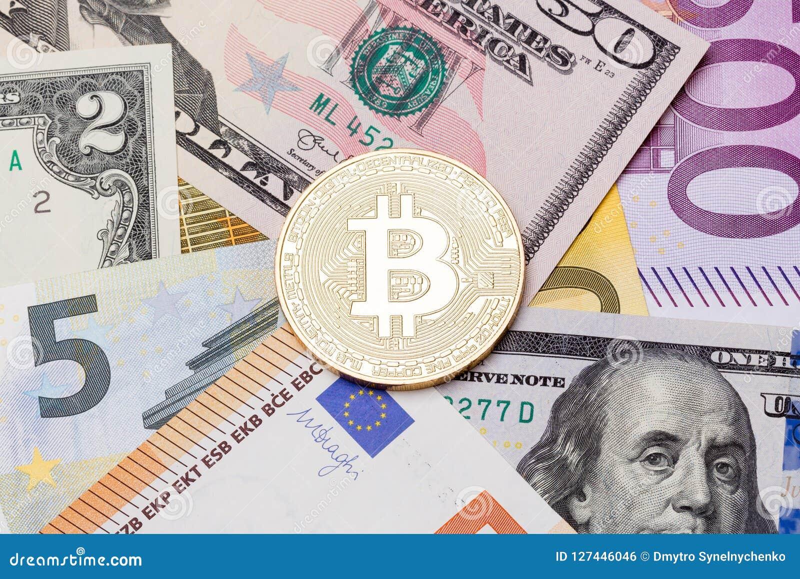Bitcoins To Euro