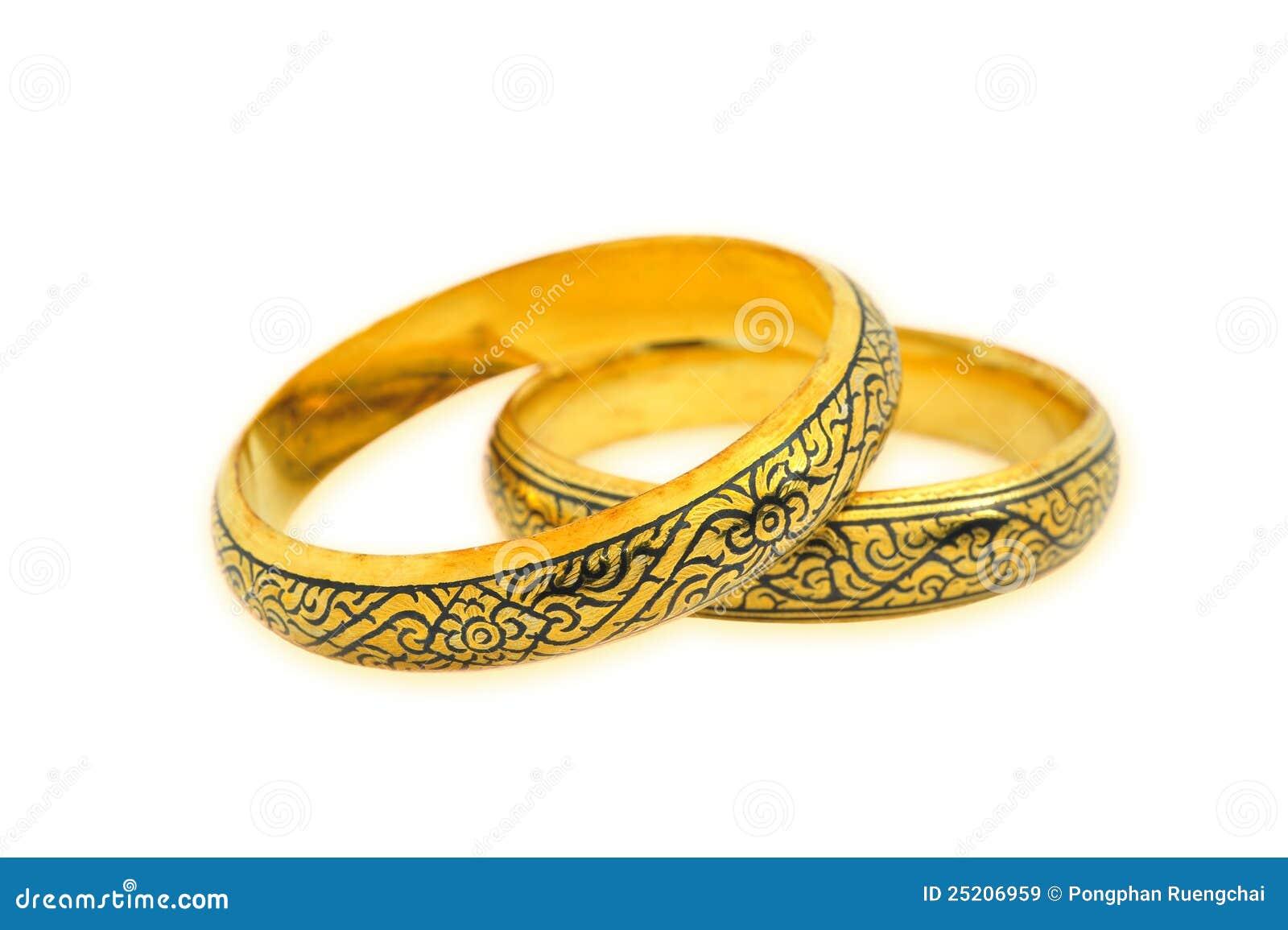 Download Golden bracelet stock image. Image of bracelet, isolated - 25206959