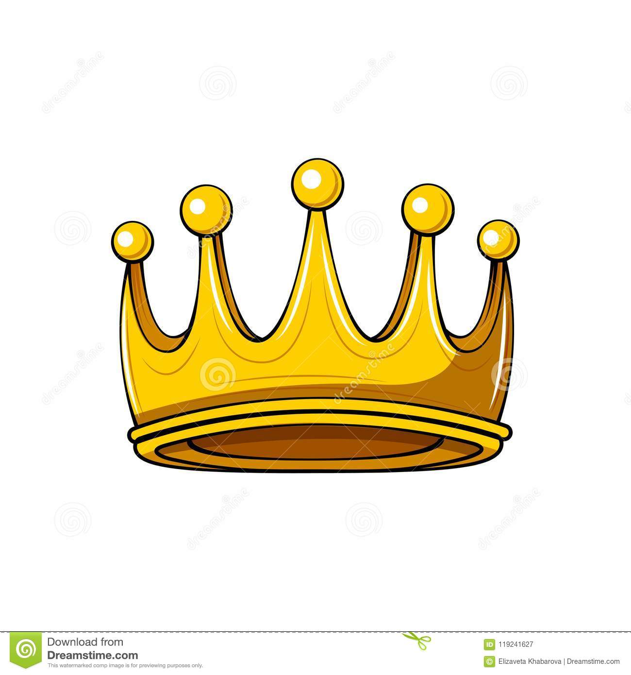 Golden Cartoon Crown Royal Badge King Symbol Queen Sign Design Element Vector Stock Vector Illustration Of Nobility Coronation 119241627 Are you searching for queen crown png images or vector? https www dreamstime com golden cartoon crown royal badge king symbol queen sign design element vector golden cartoon crown royal badge king symbol queen image119241627