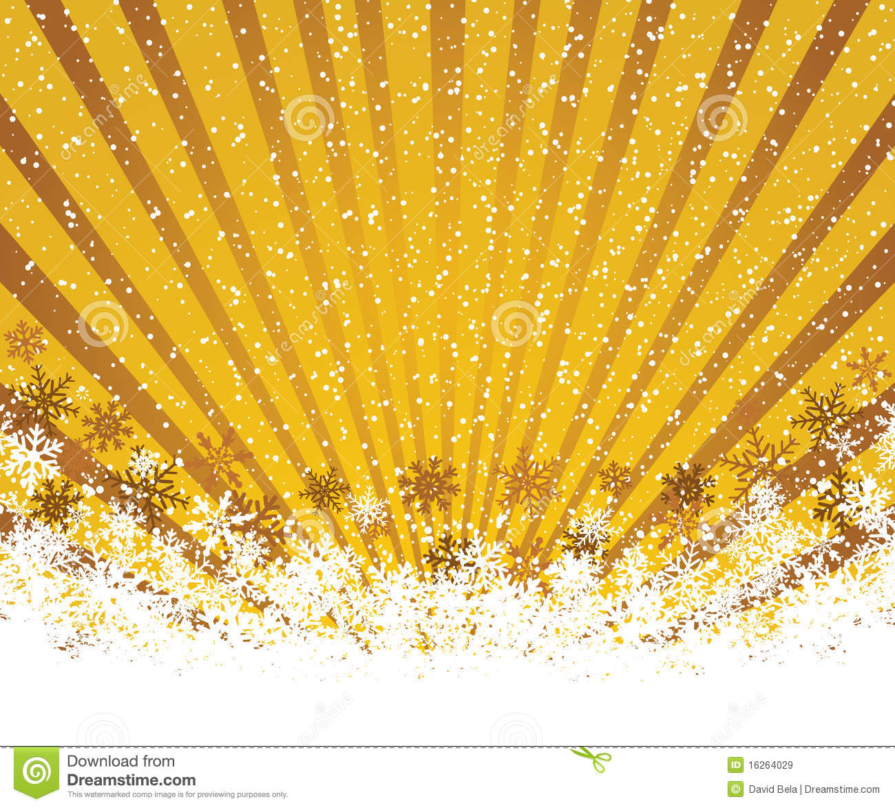 golden christmas background with - photo #25