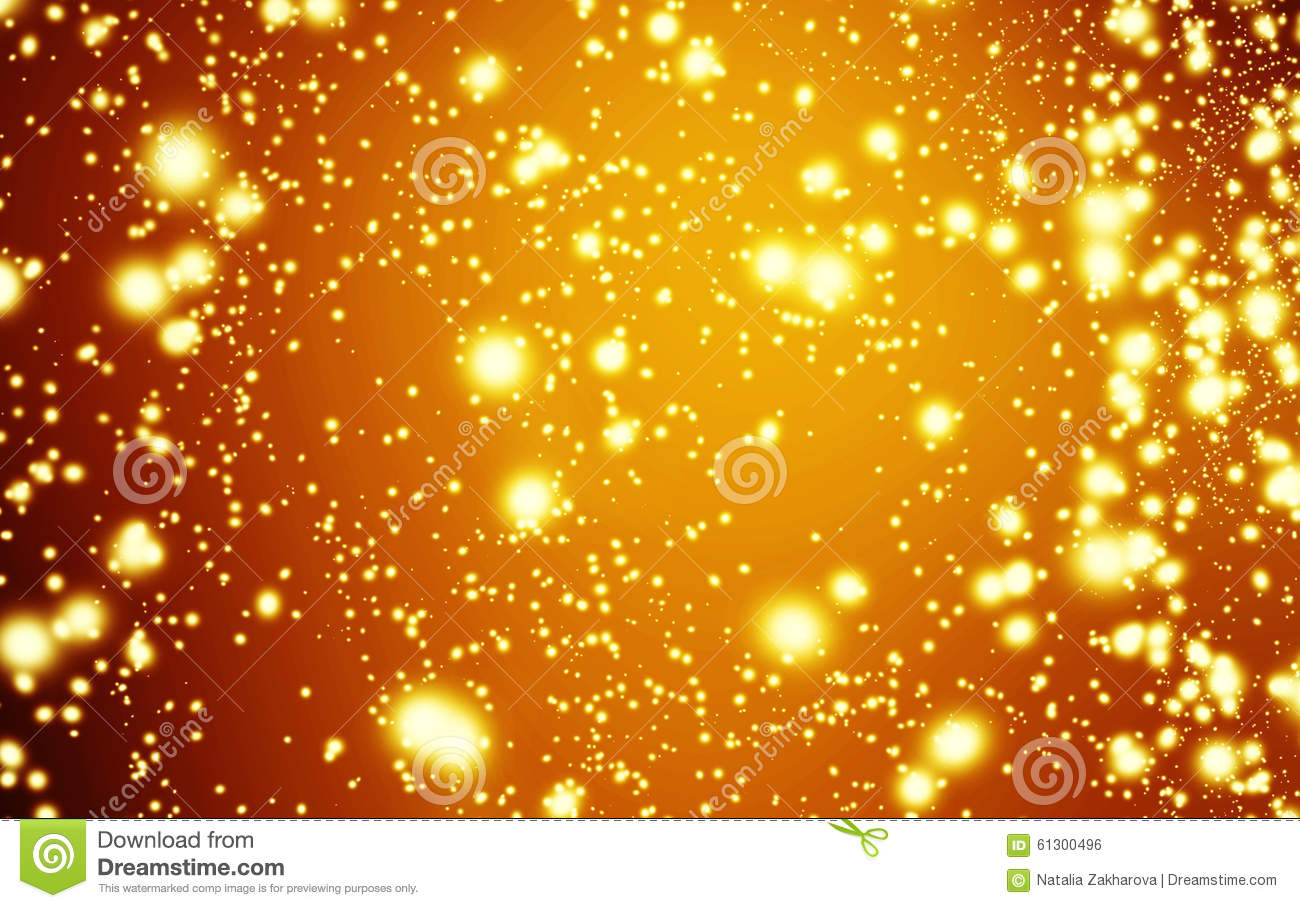 golden christmas background holiday white lights with gold b