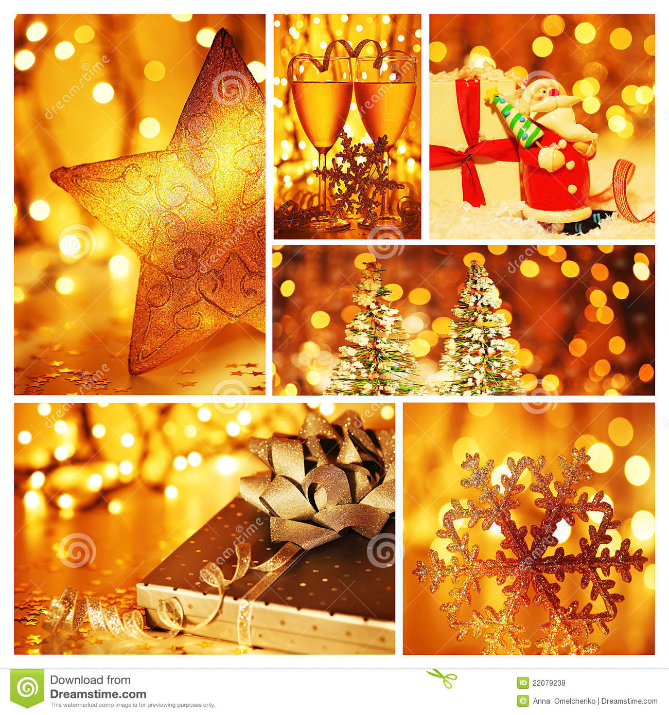 Photo montage christmas online gifts