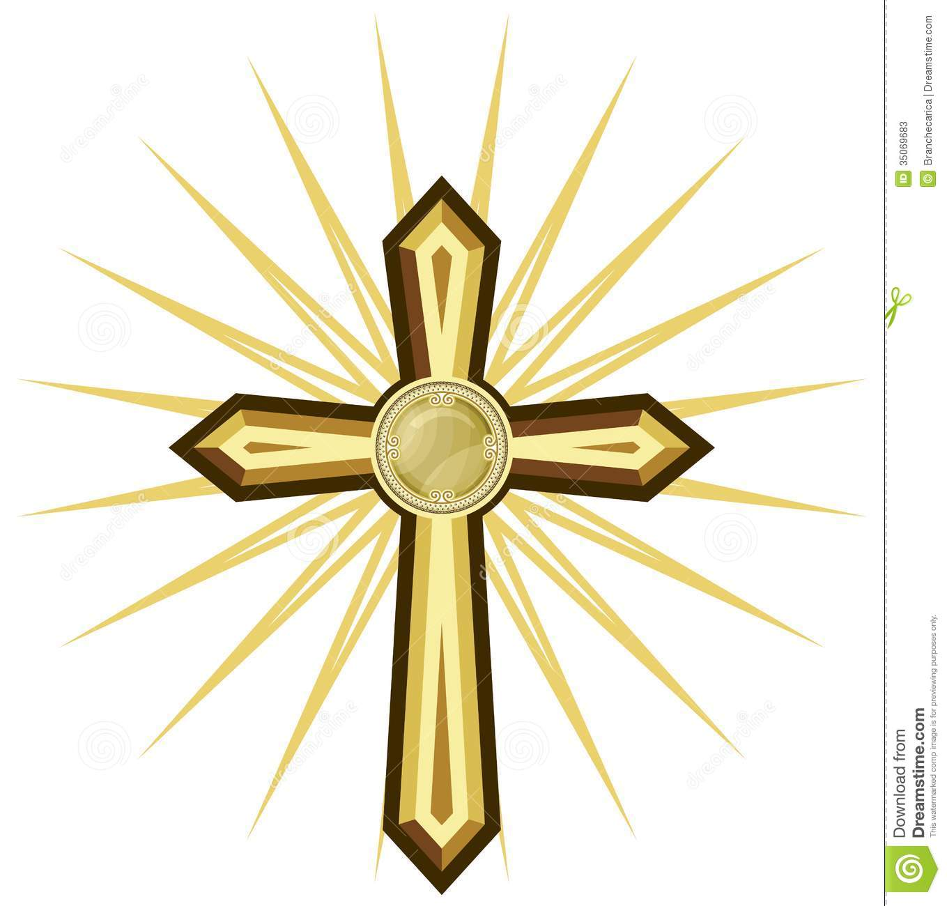 golden cross stock photos image 35069683 jesus on the cross clip art images jesus on the cross clip art free