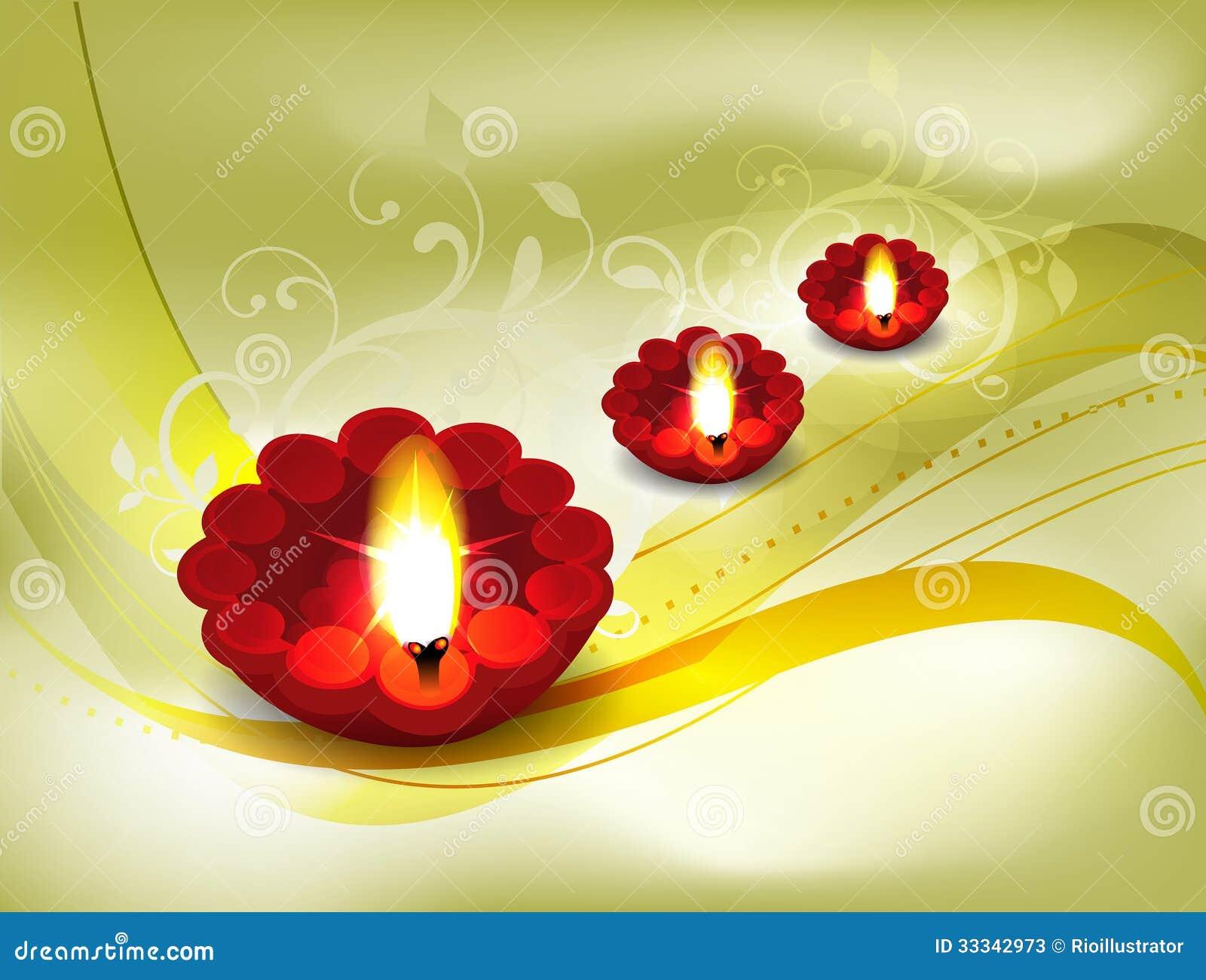 Golden diwali card design stock vector illustration of culture golden diwali card design m4hsunfo
