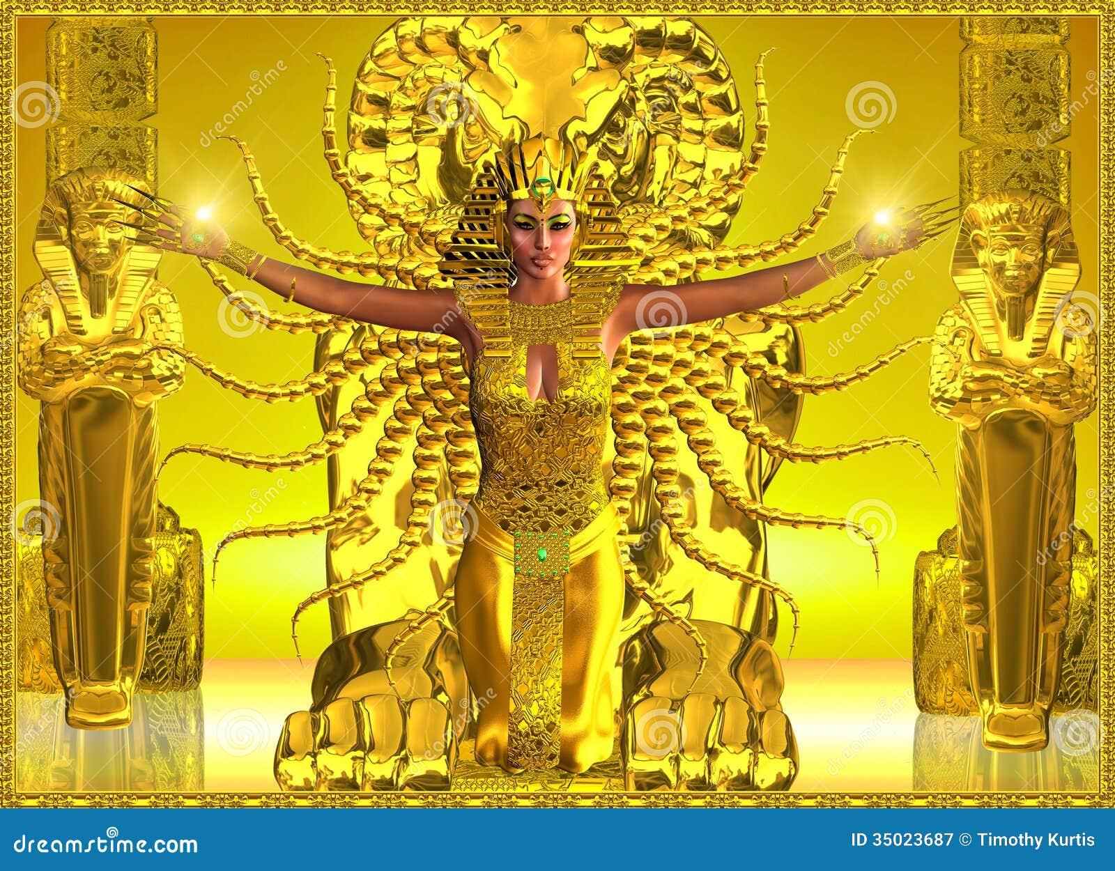 ancient egyptians gods and goddess