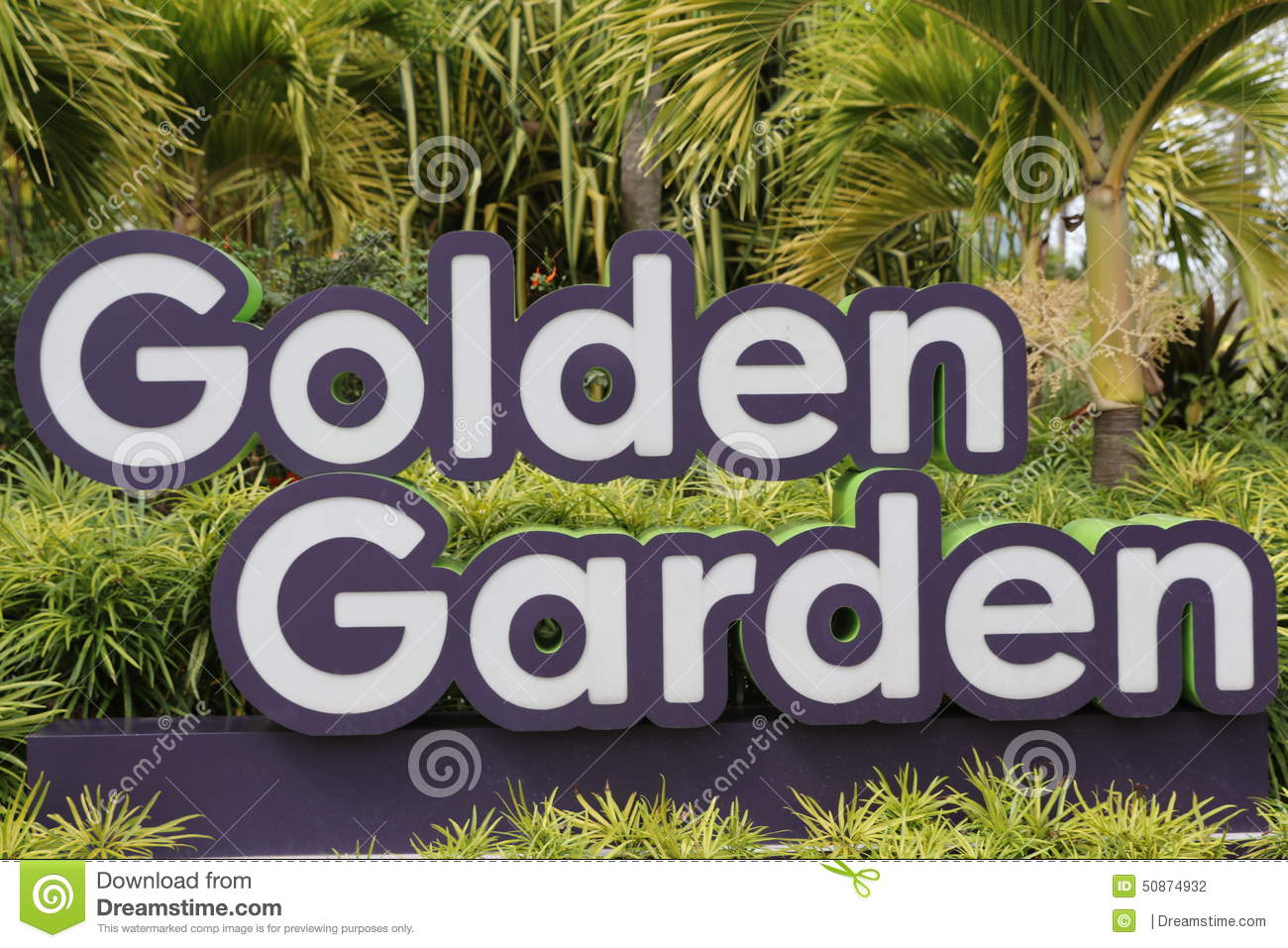 download golden garden editorial photography image of premier 50874932 - Golden Garden