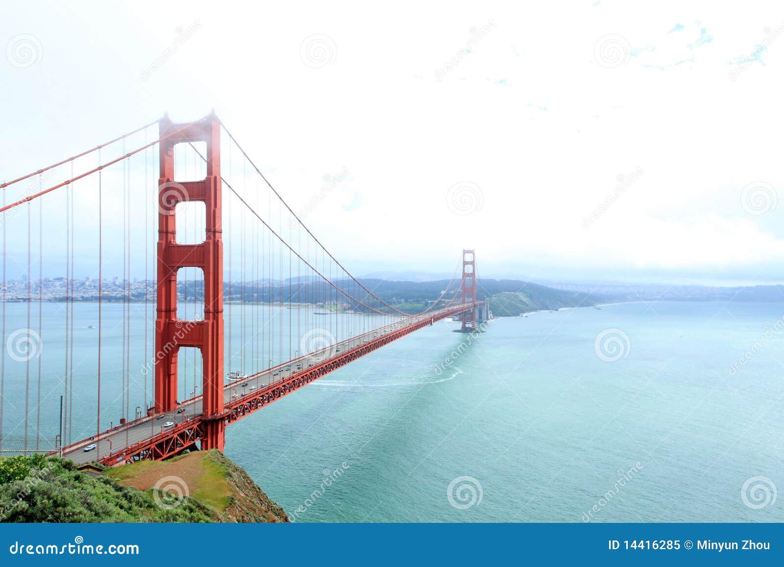 Golden gate bridge.San Francisco.California