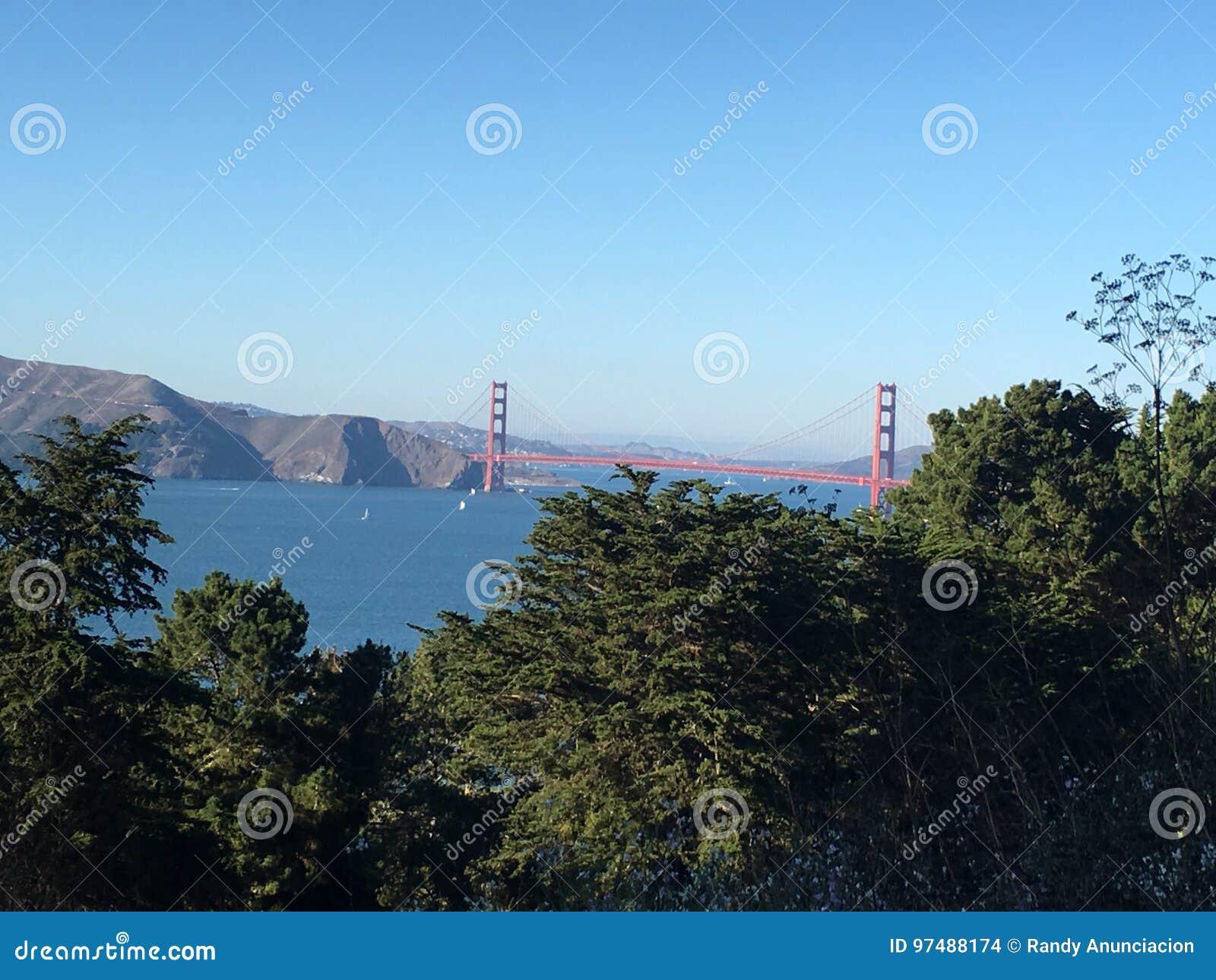 Golden Gate, San Francisco Ca