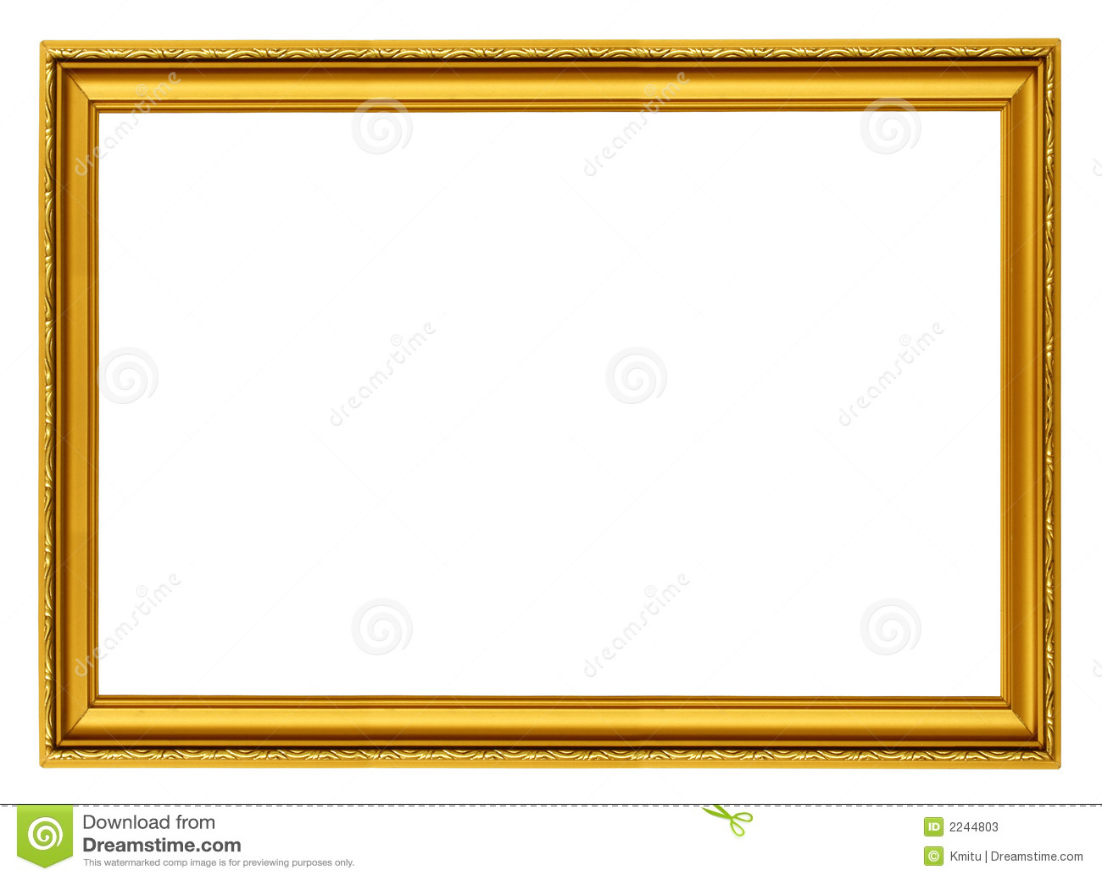 Golden horizontal frame stock image. Image of aged, background - 2244803