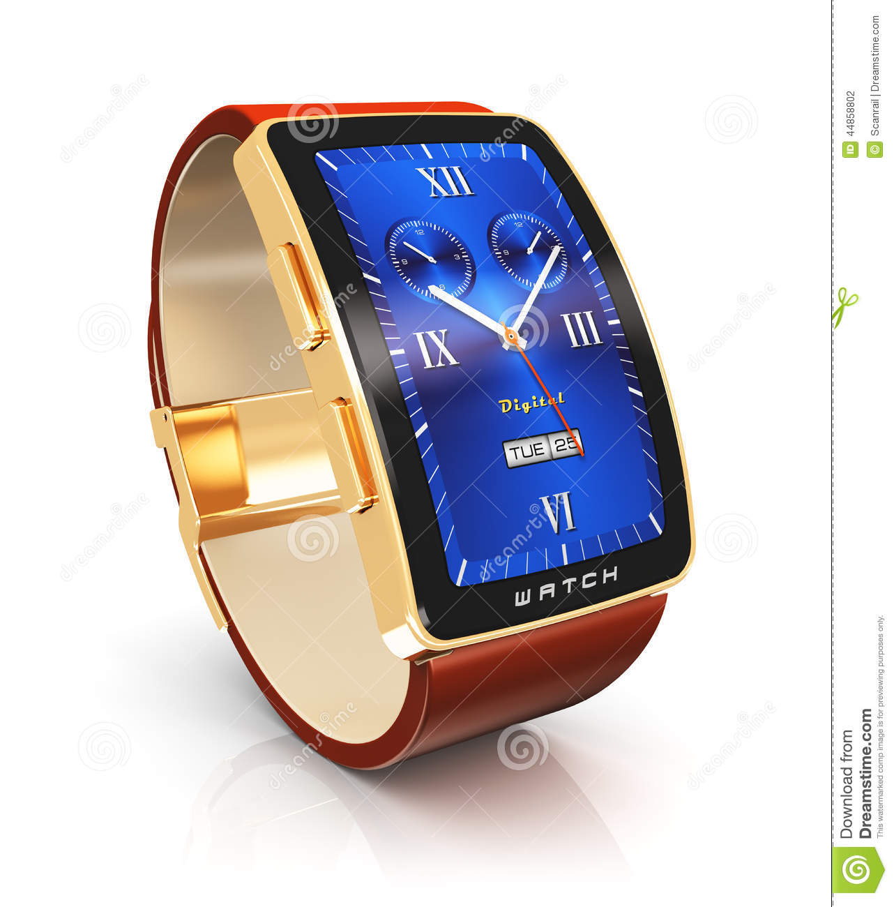 brown rjd watch black product gold smart smartwatches bluetooth watches wearable