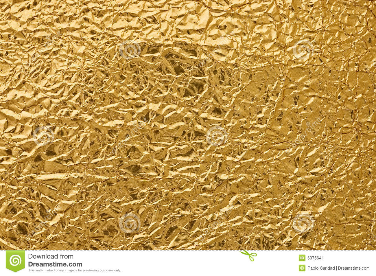 golden metallic paper  stock image  image of bright  cover
