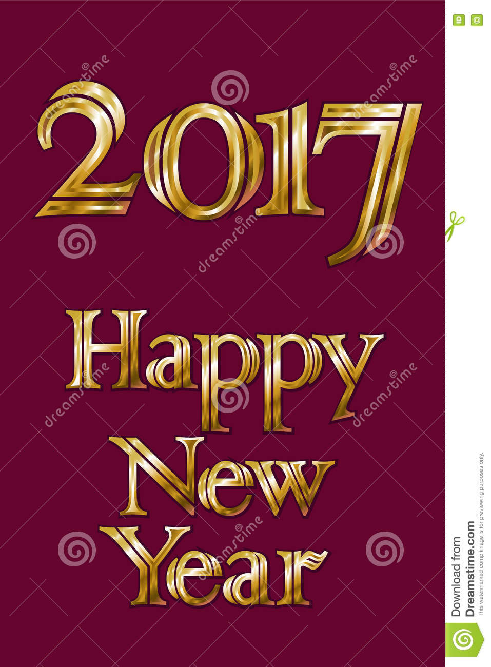Golden new year 2017 greeting card magic sparkle vector gold golden new year 2017 greeting card magic sparkle vector gold glittering textured art color drawing kristyandbryce Images