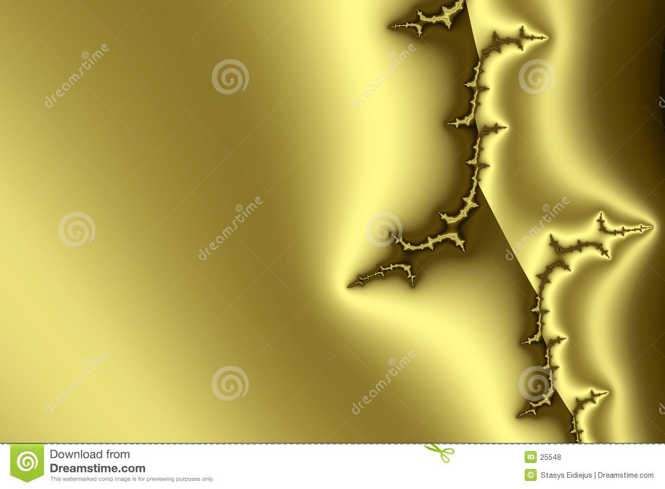 Golden pattern II