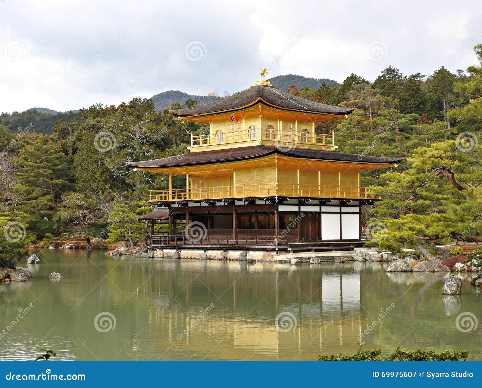 pin kinkakuji temple kyoto - photo #9