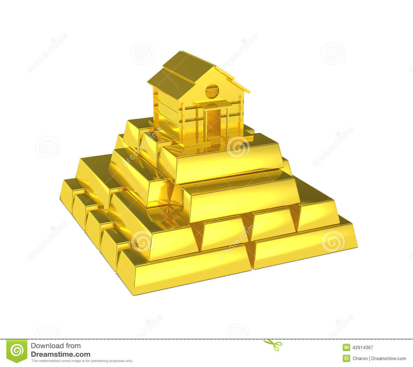 Gold House Stock Illustrations U2013 8,933 Gold House Stock Illustrations,  Vectors U0026 Clipart   Dreamstime