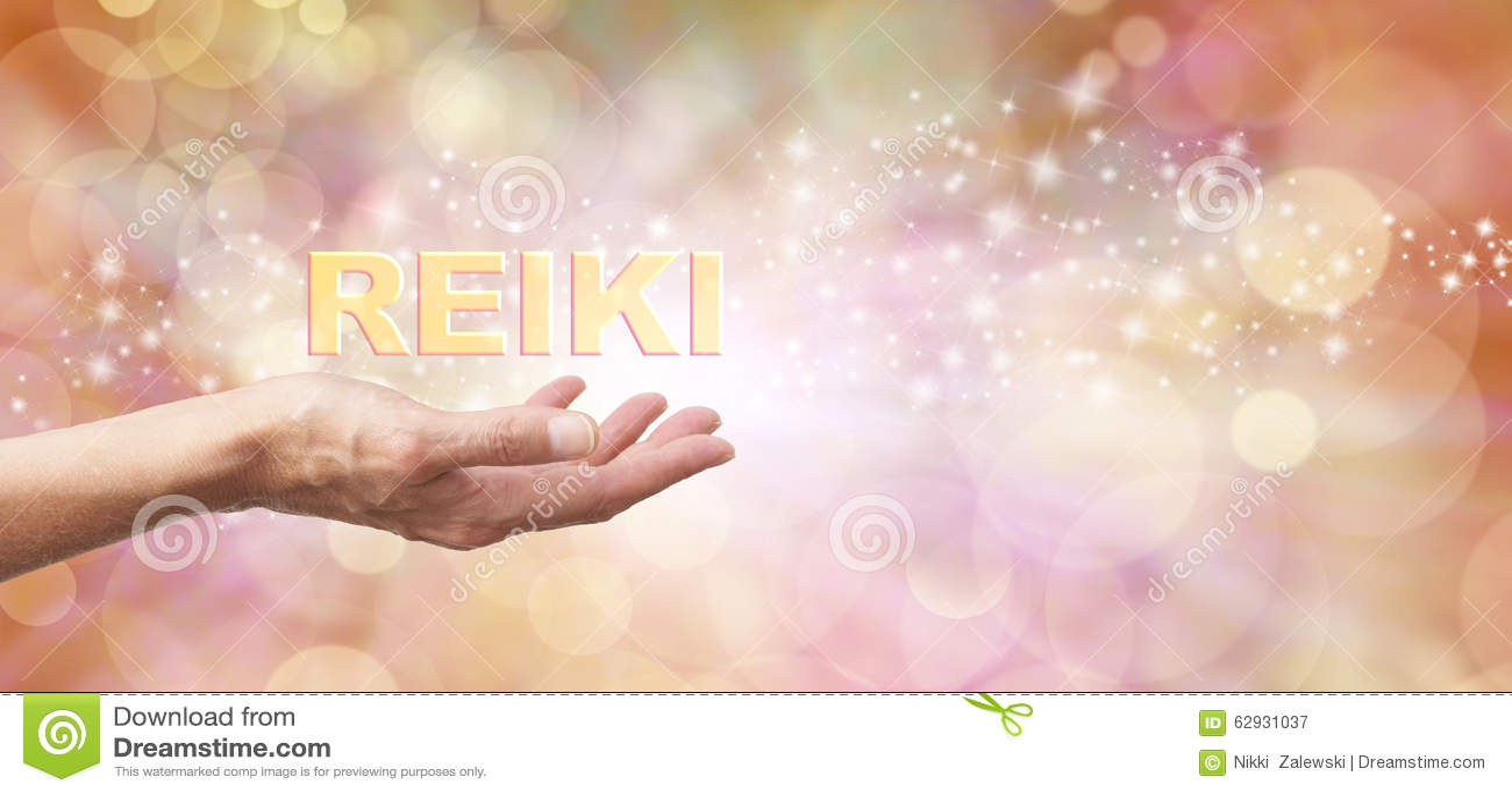 Reiki Healing Hand Cartoon Vector Cartoondealer Com 7968707