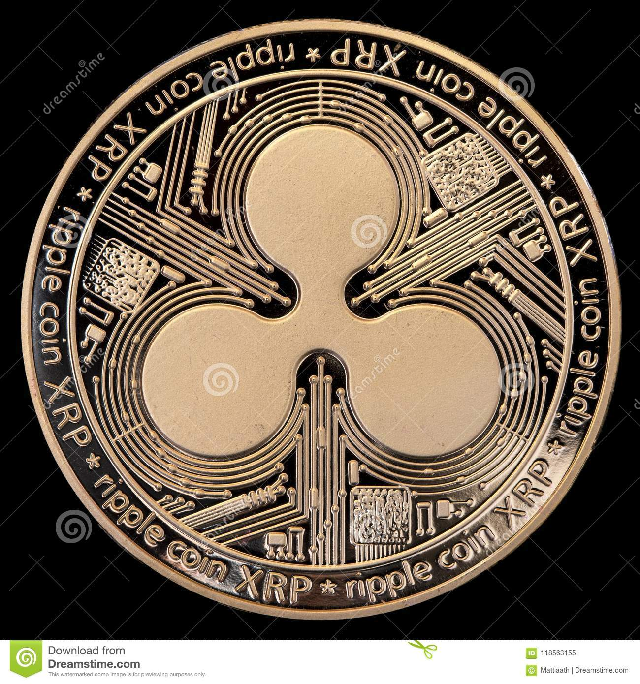 golden ripple xrp coin isolated on black background stock image image of payment head 118563155 https www dreamstime com golden ripple xrp coin isolated black background head face physical representing crypto currency third image118563155