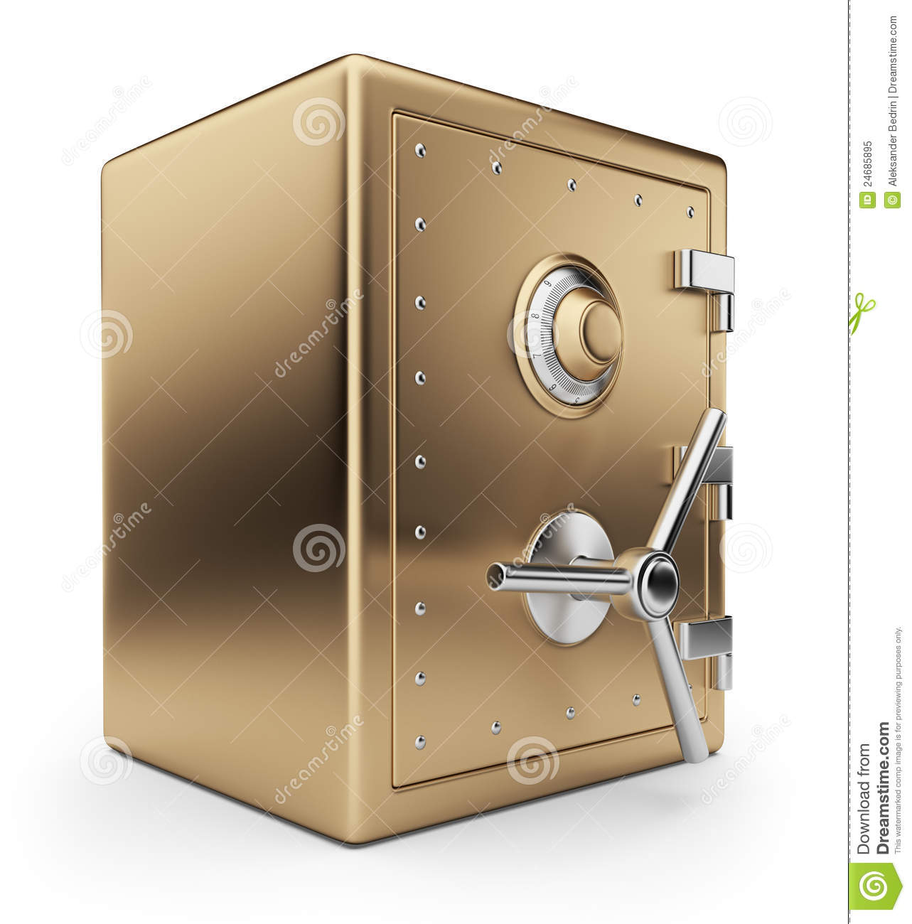 how to build a bank vault
