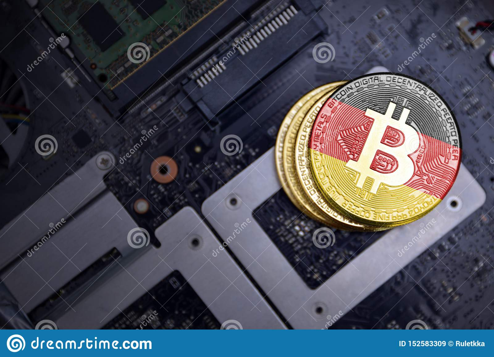cryptocurrency mining in germany