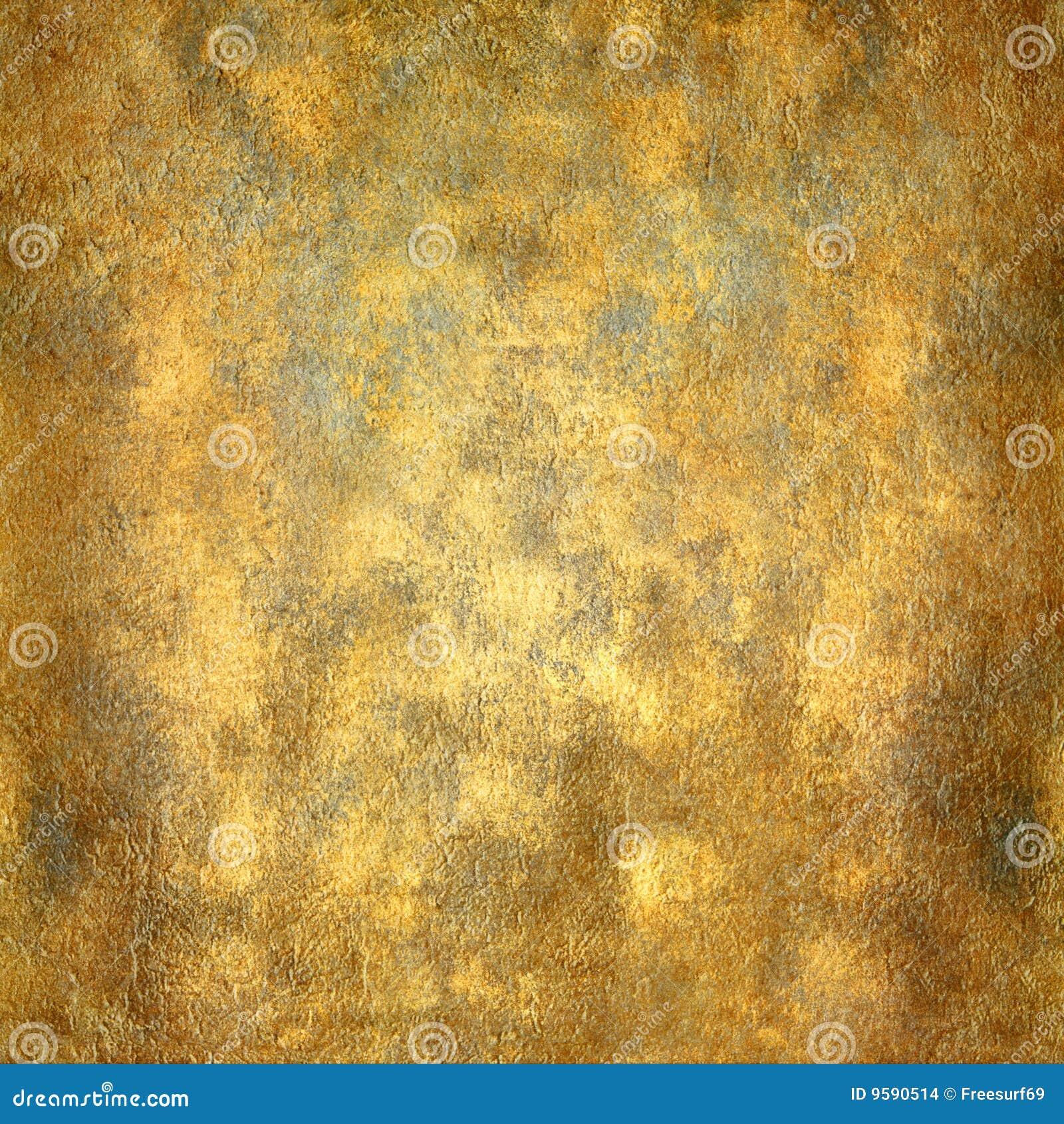 Golden stucco