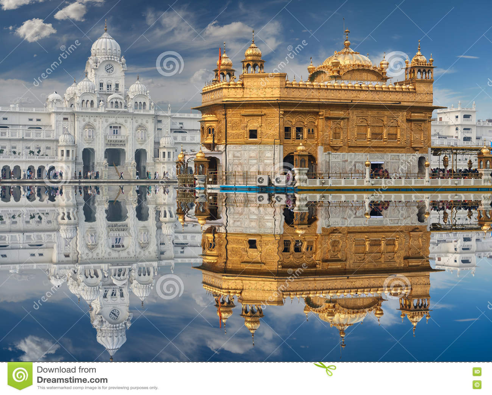 history of golden temple in punjabi pdf