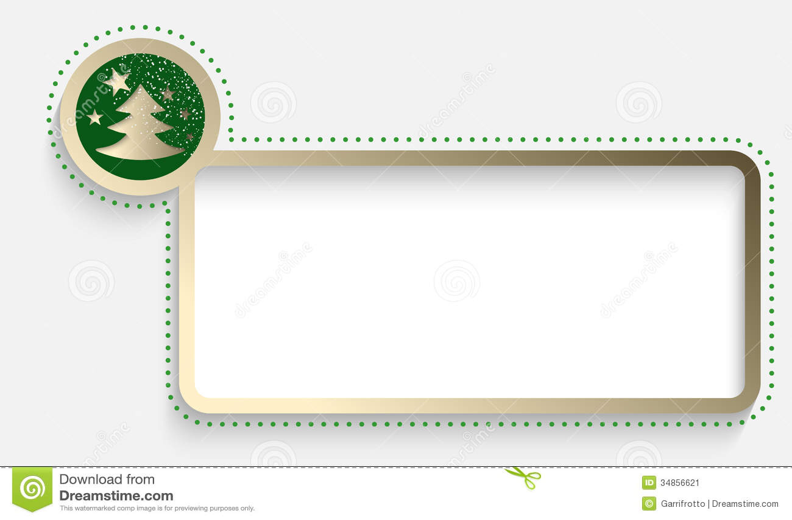 Free Christmas Tree Template