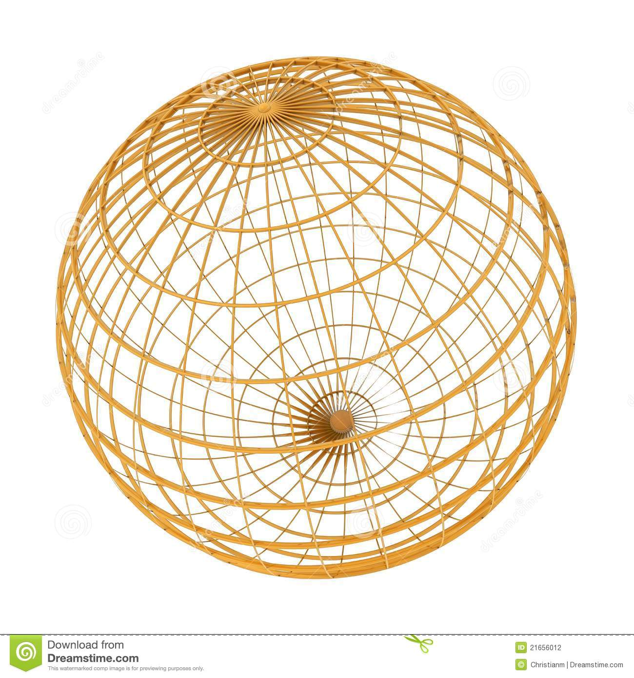 Earth Wireframe Gold Wire Center Lamp Making Supplies And Wiring Kits 30551a10 Table Golden Globe Stock Illustration Of Network Rh Dreamstime Com Planet