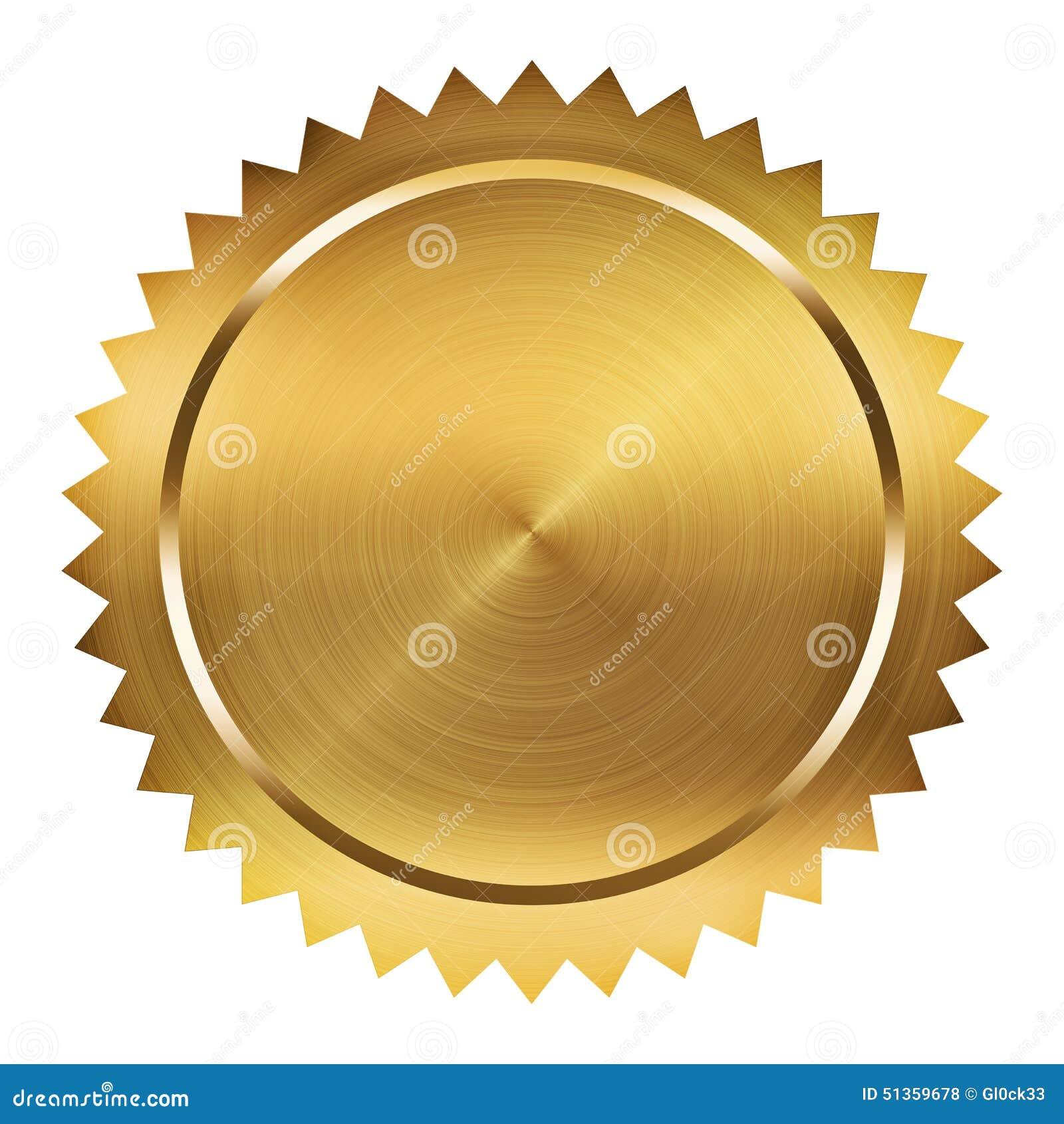 Goldene Dichtung