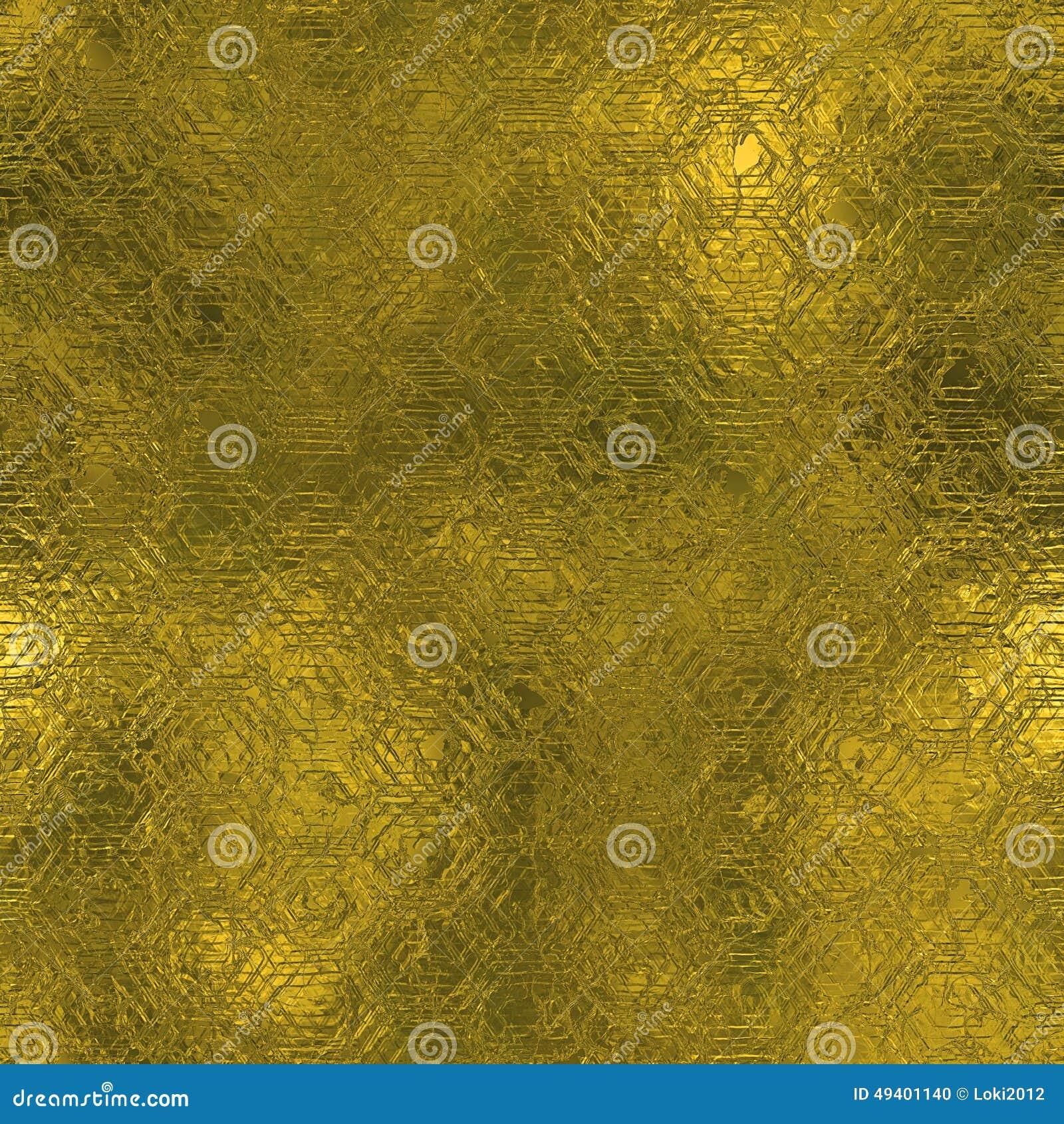 Download Goldene Folie Beschaffenheit Des Nahtlosen Und Tileable Luxushintergrundes Funkelnder Feiertag Geknitterter Goldhintergrund Stockfoto - Bild von reflexion, folie: 49401140