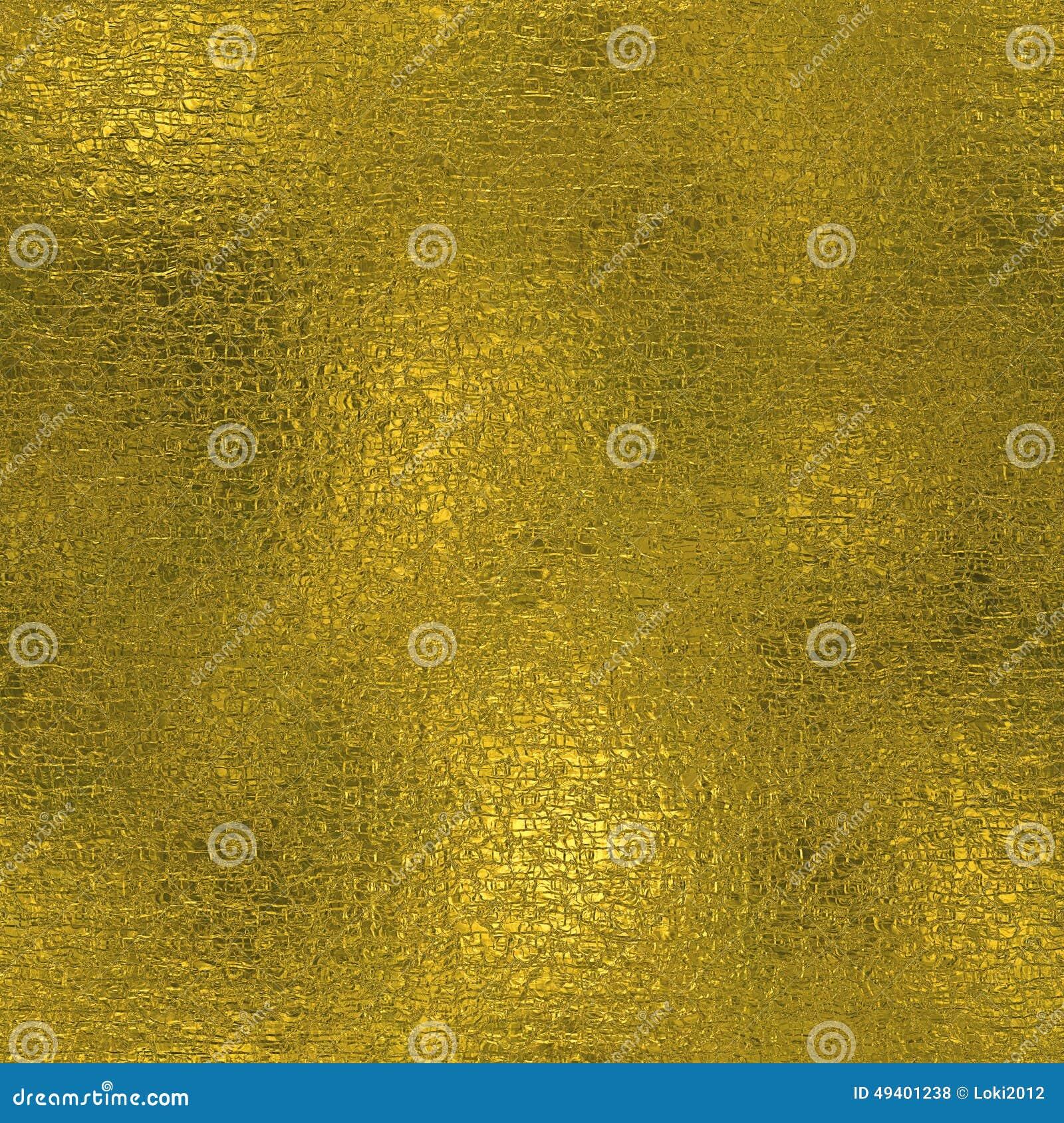 Download Goldene Folie Beschaffenheit Des Nahtlosen Und Tileable Luxushintergrundes Funkelnder Feiertag Geknitterter Goldhintergrund Stockfoto - Bild von aluminium, entlastung: 49401238