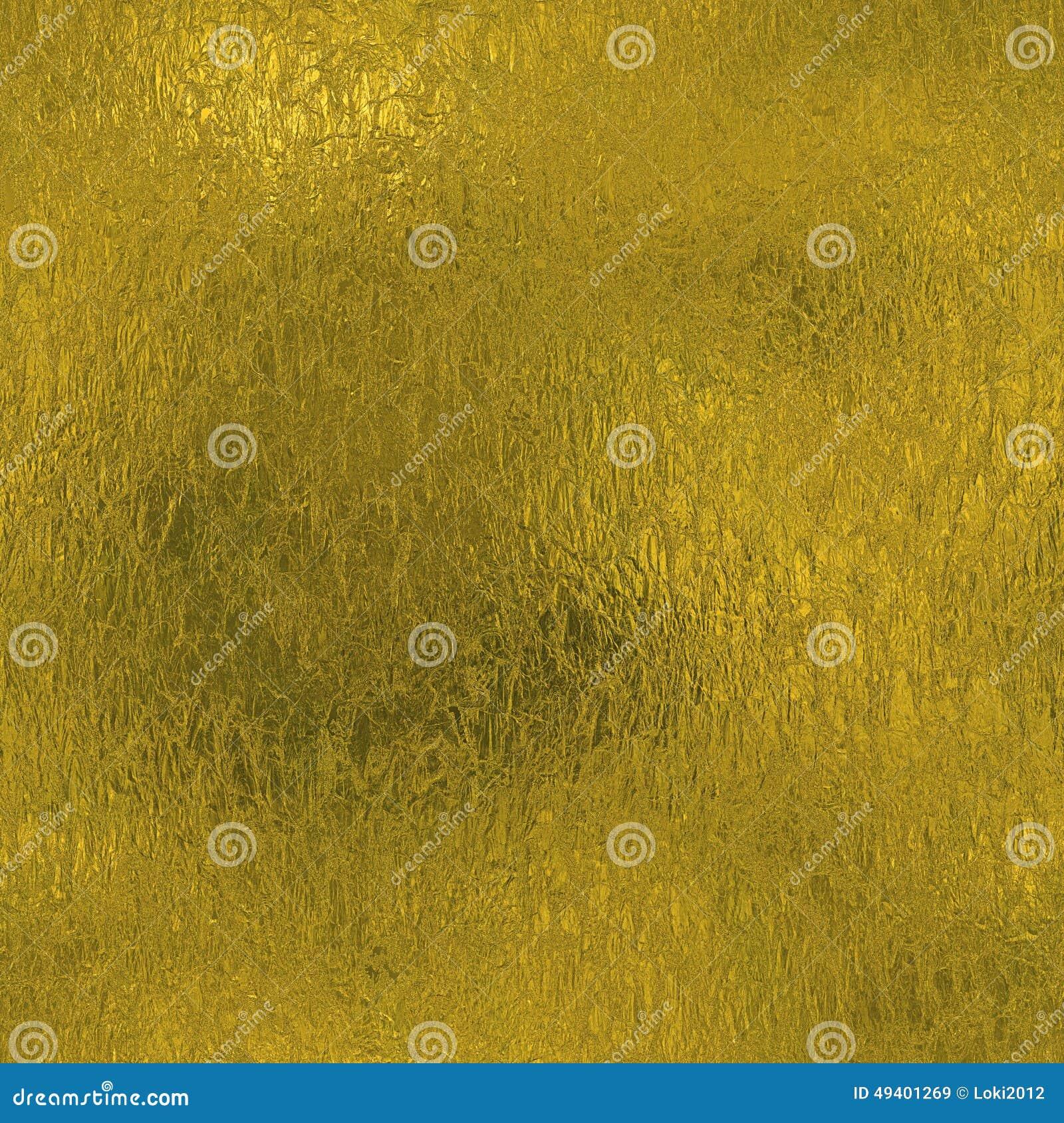 Download Goldene Folie Beschaffenheit Des Nahtlosen Und Tileable Luxushintergrundes Funkelnder Feiertag Geknitterter Goldhintergrund Stockbild - Bild von aluminium, metall: 49401269