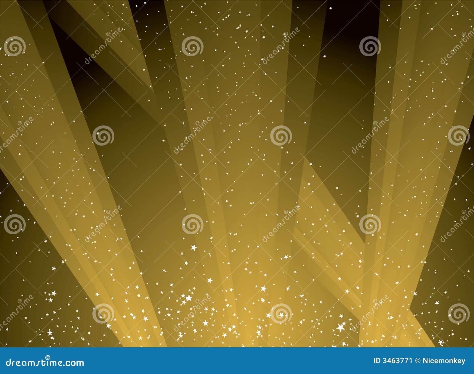 Goldene Leuchte