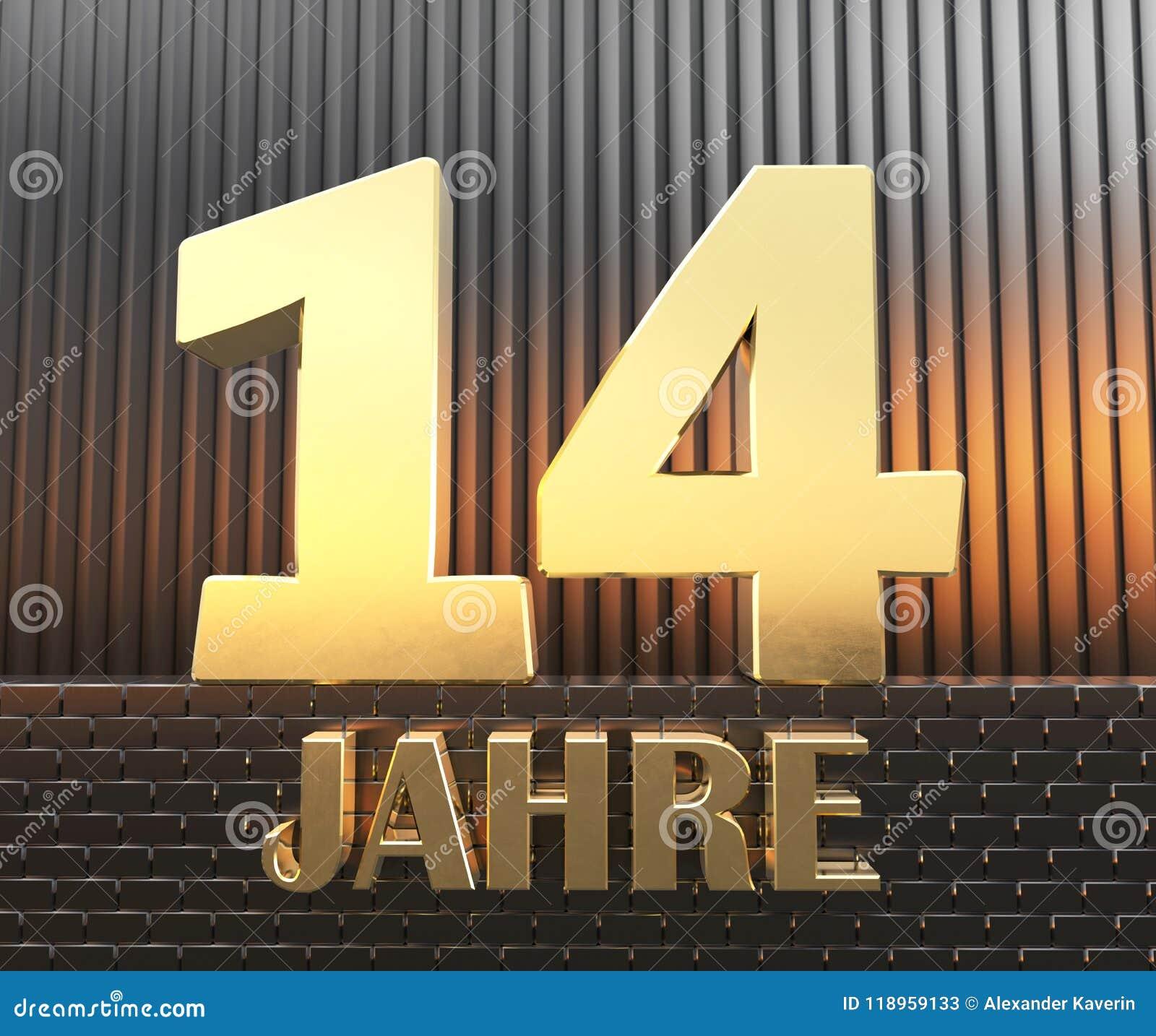 Vierzehn