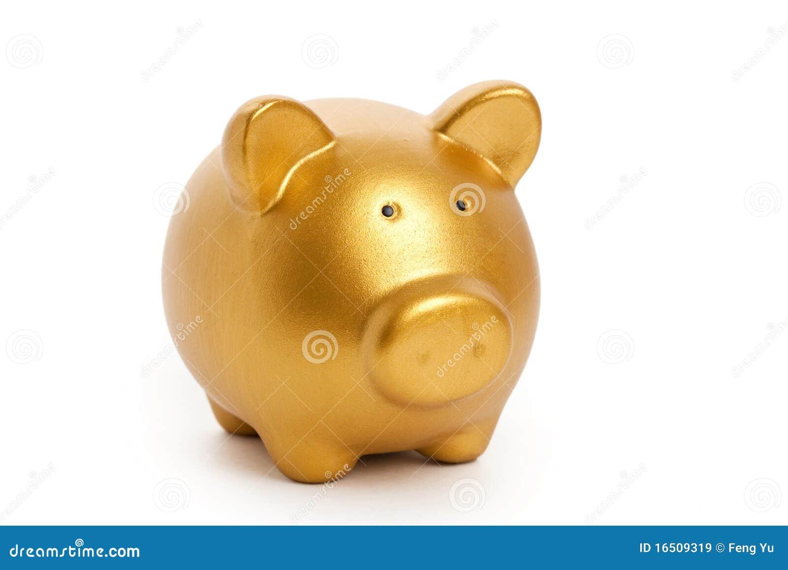 Goldene Piggy Querneigung