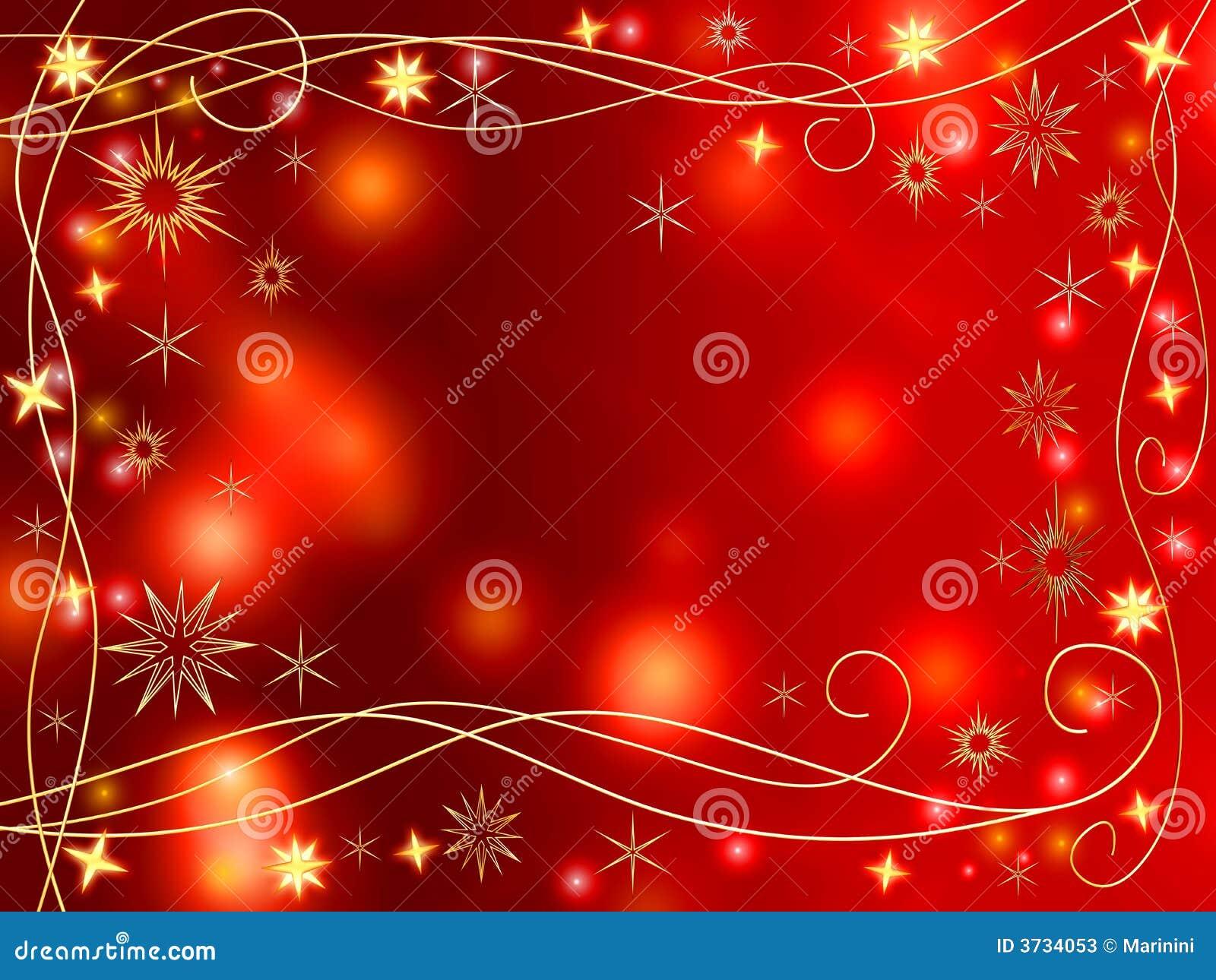 goldene sterne und schneeflocken des weihnachten 3d stockfotos bild 3734053. Black Bedroom Furniture Sets. Home Design Ideas