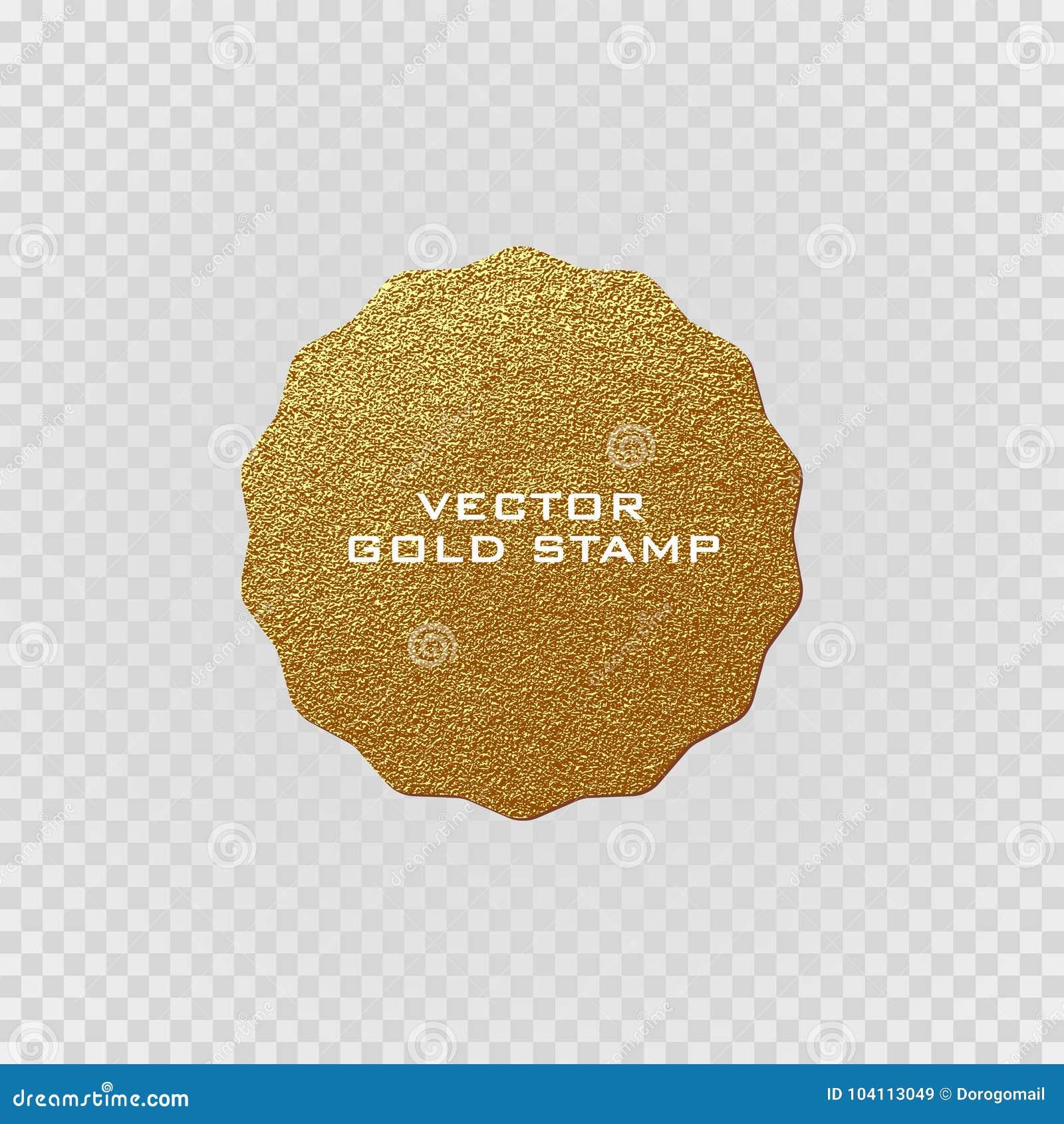 Goldener Aufkleber der erstklassigen Qualität Goldzeichen Glänzender, Luxusausweis Beste Wahl, Preis