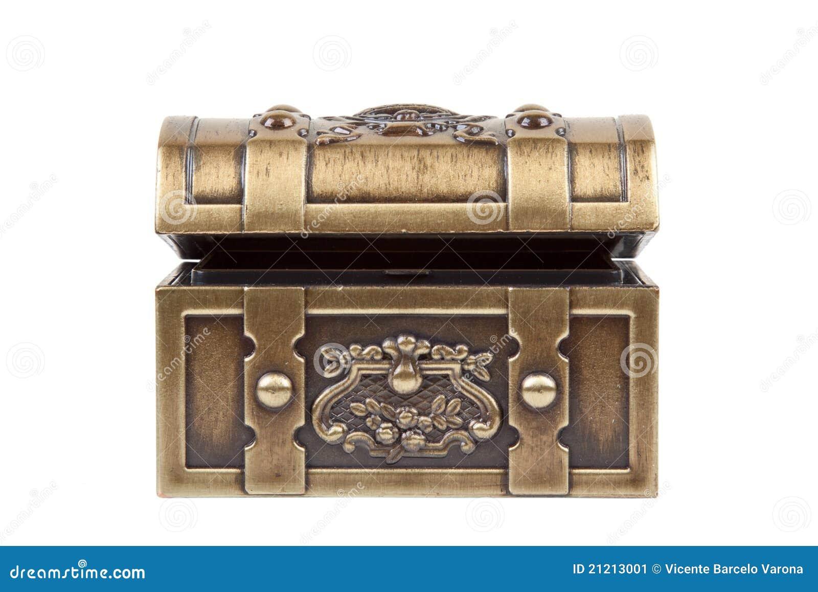 Goldener Kasten
