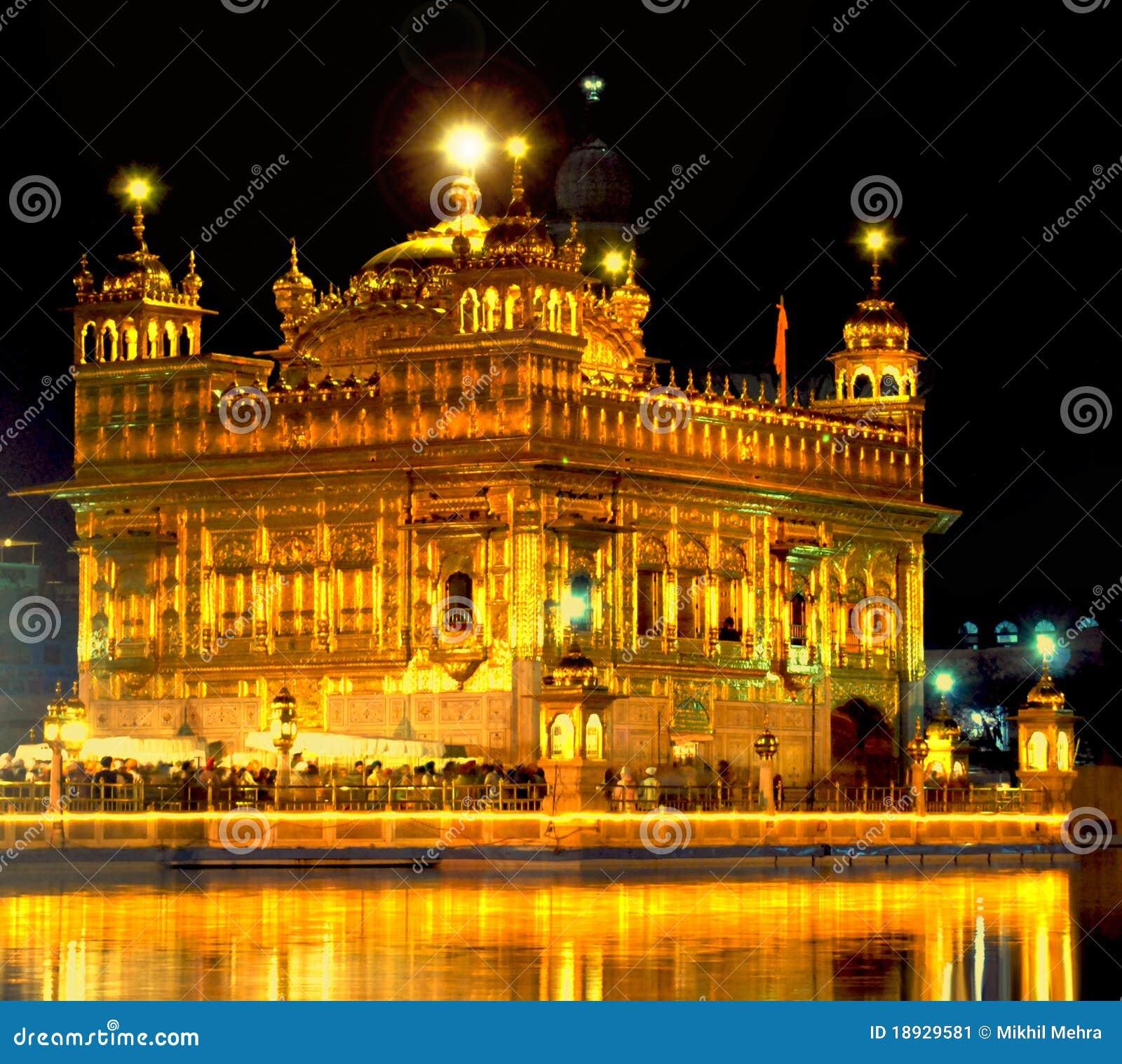 Der Goldene Tempel Kammer B