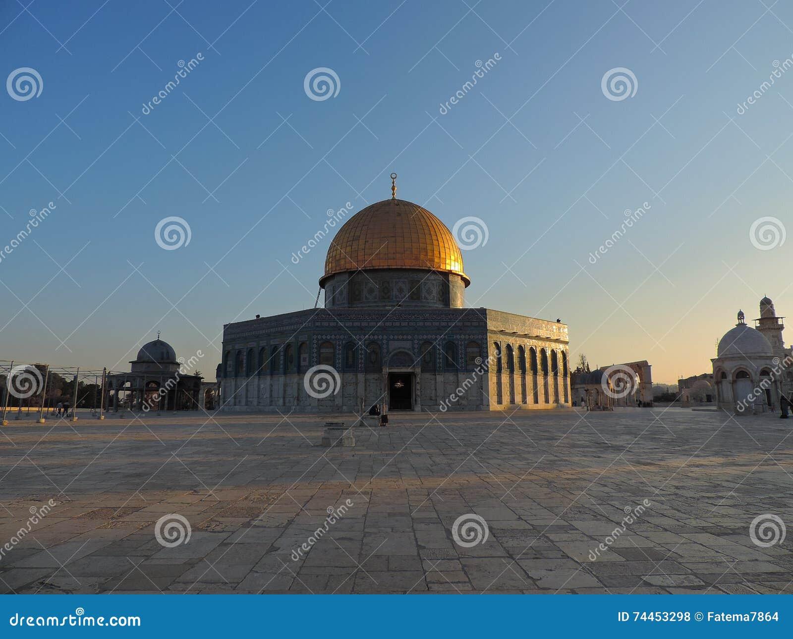 Goldenes Grab der Al-Aqsamoschee, Jerusalem