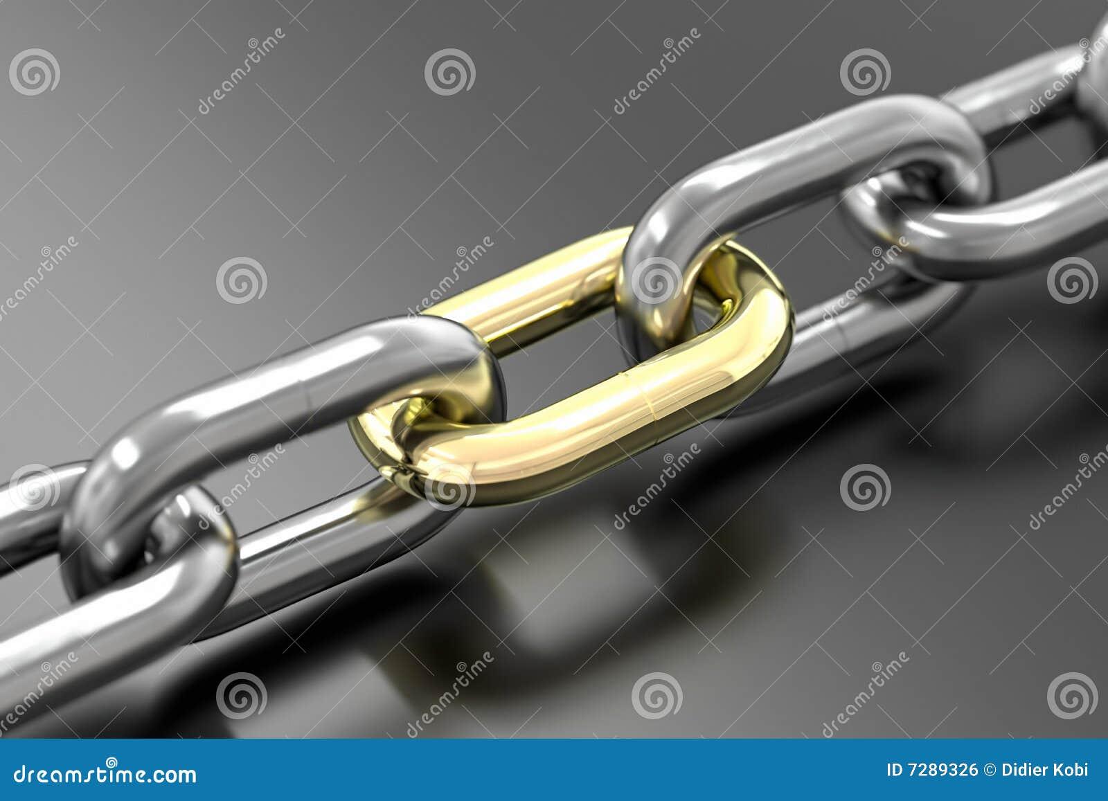 Goldenes Link