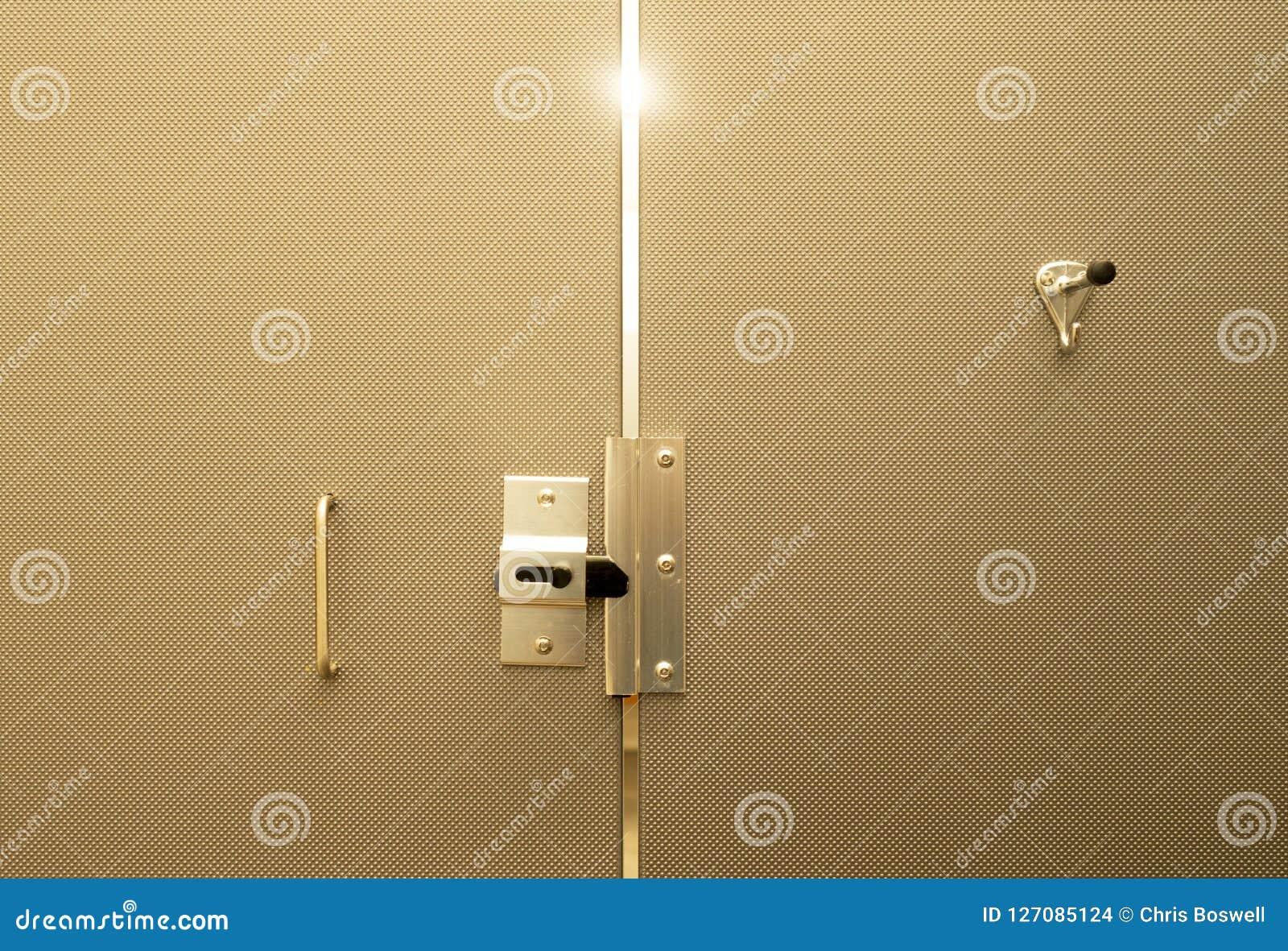 Goldfertige Badezimmer-Tür-Versammlungs-Haken Griff Und Klinke ...