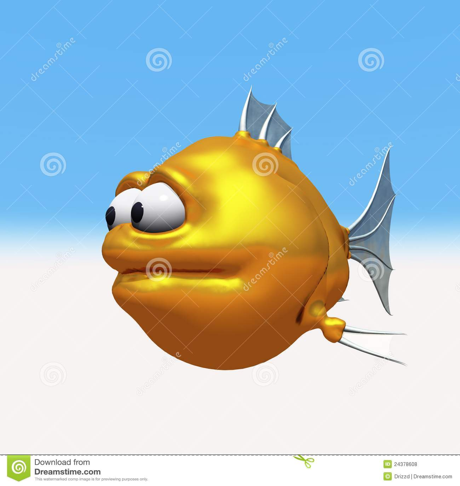 Goldfish περίεργα